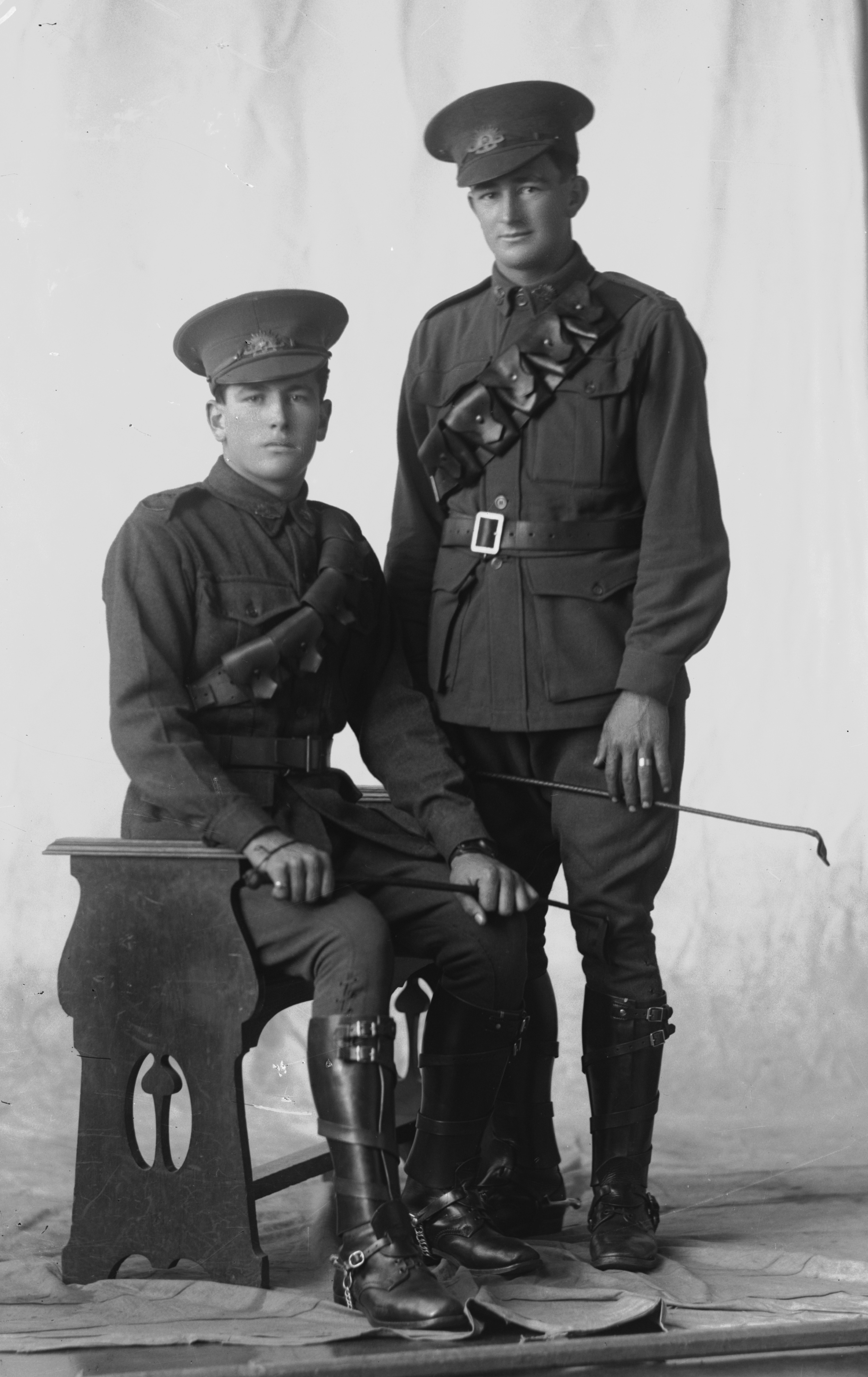 Photographed at the Dease Studio, 117 Barrack Street Perth WA Image courtesy of the State Library of Western Australia: 108616PD
