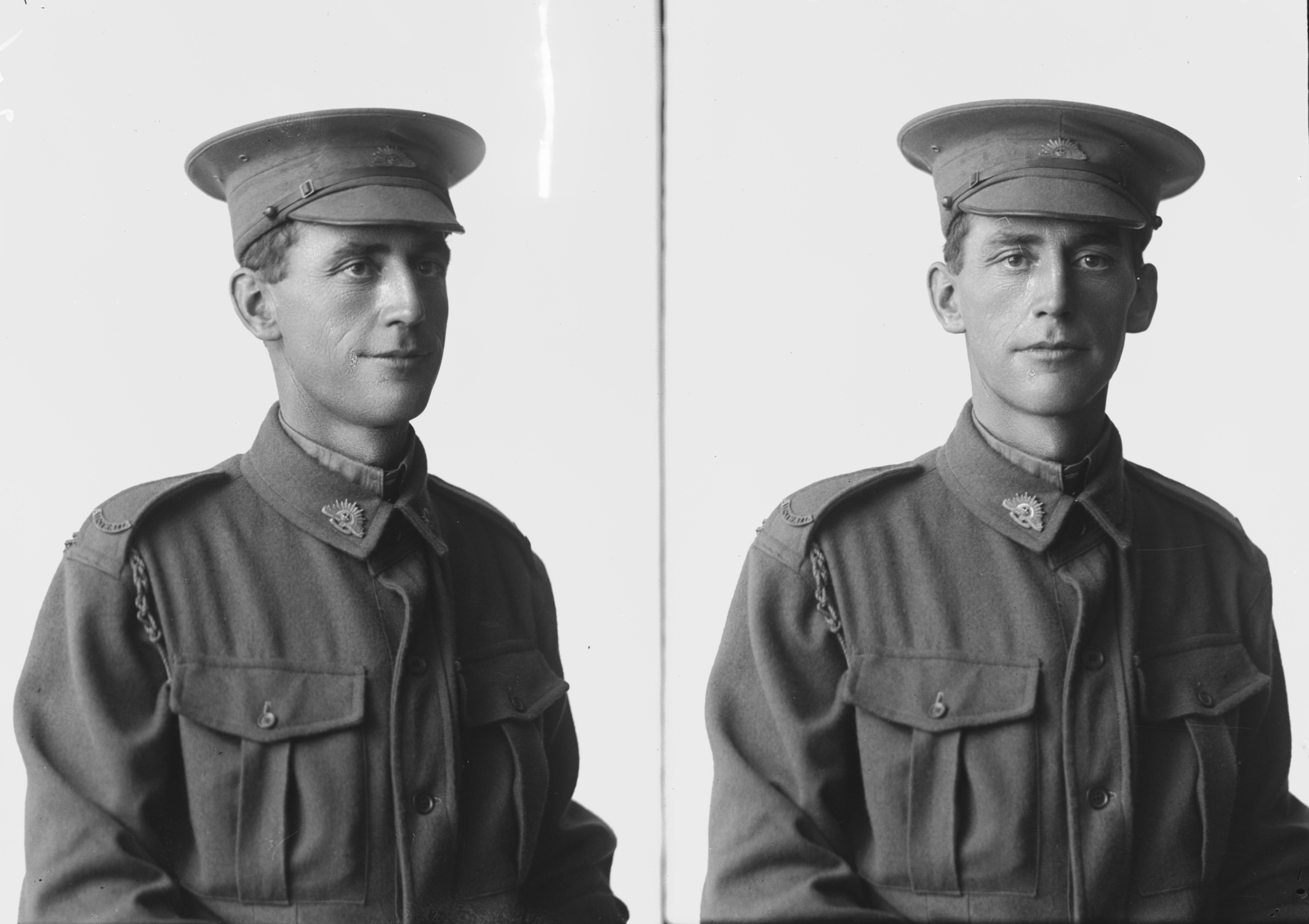 Photographed at the Dease Studio, 117 Barrack Street Perth WA Image courtesy of the State Library of Western Australia: 108247PD