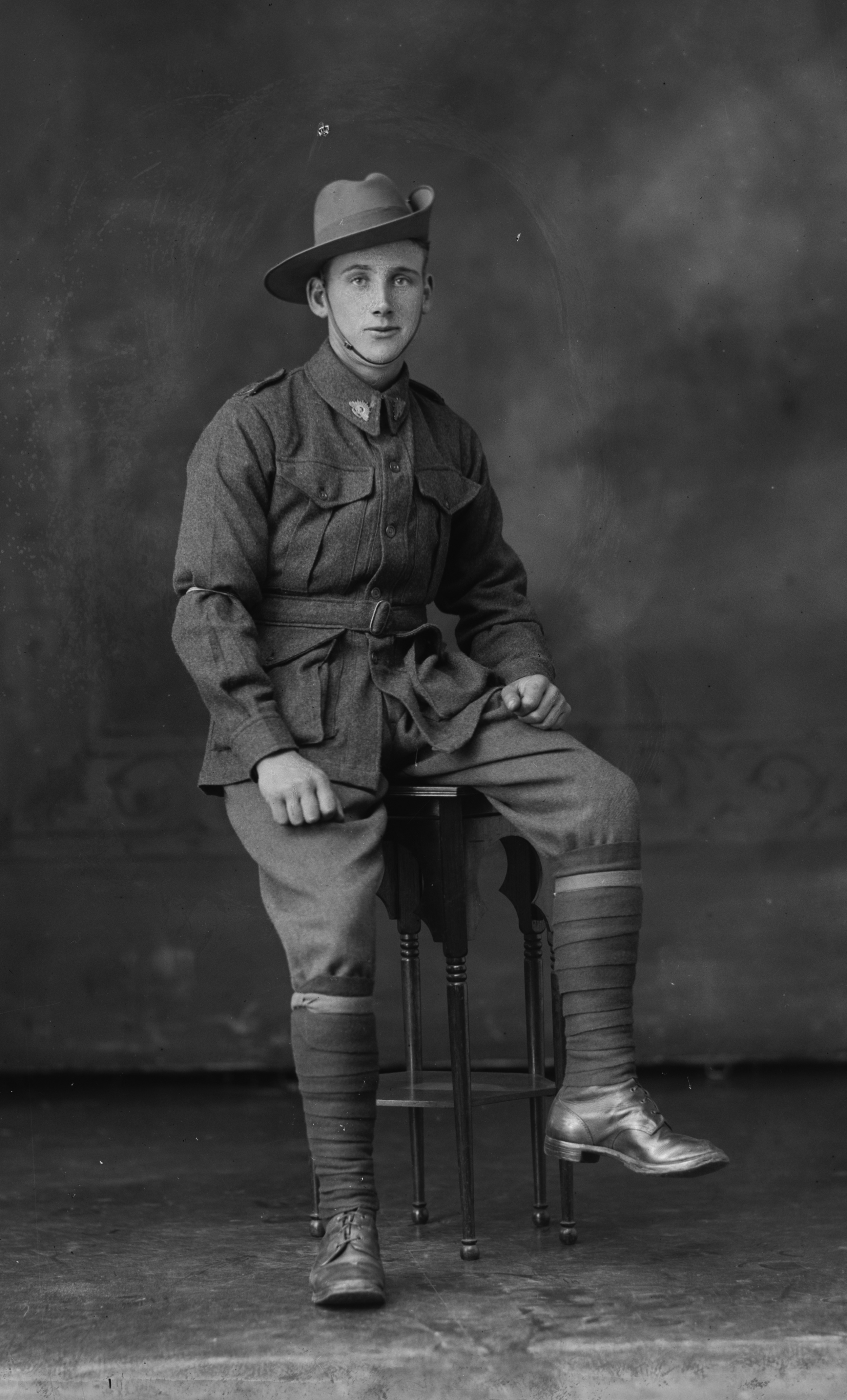 Photographed at the Dease Studio, 117 Barrack Street Perth WA Image courtesy of the State Library of Western Australia:108666PD