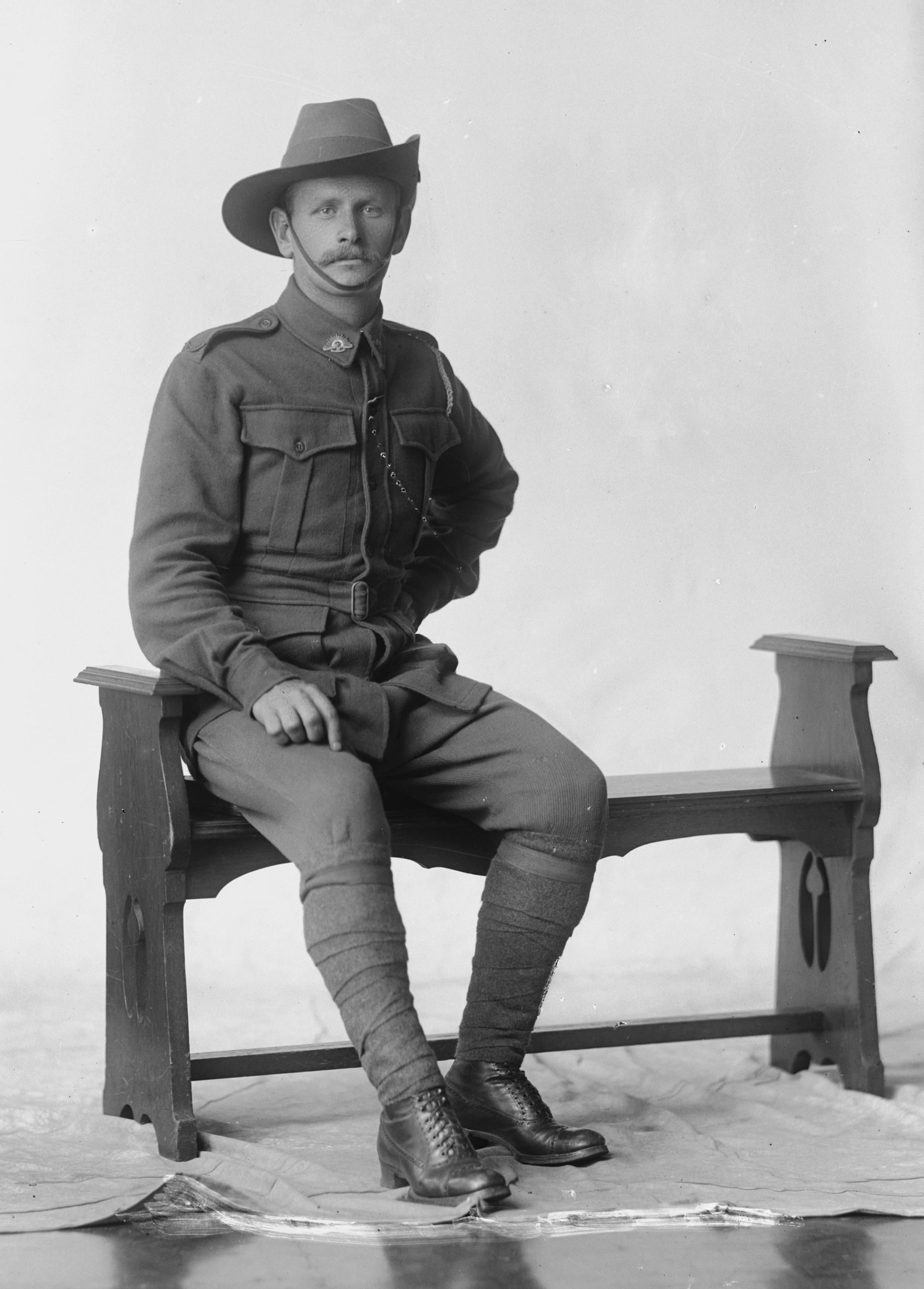 Photographed at the Dease Studio, 117 Barrack Street Perth WA Image courtesy of the State Library of Western Australia: 108660PD