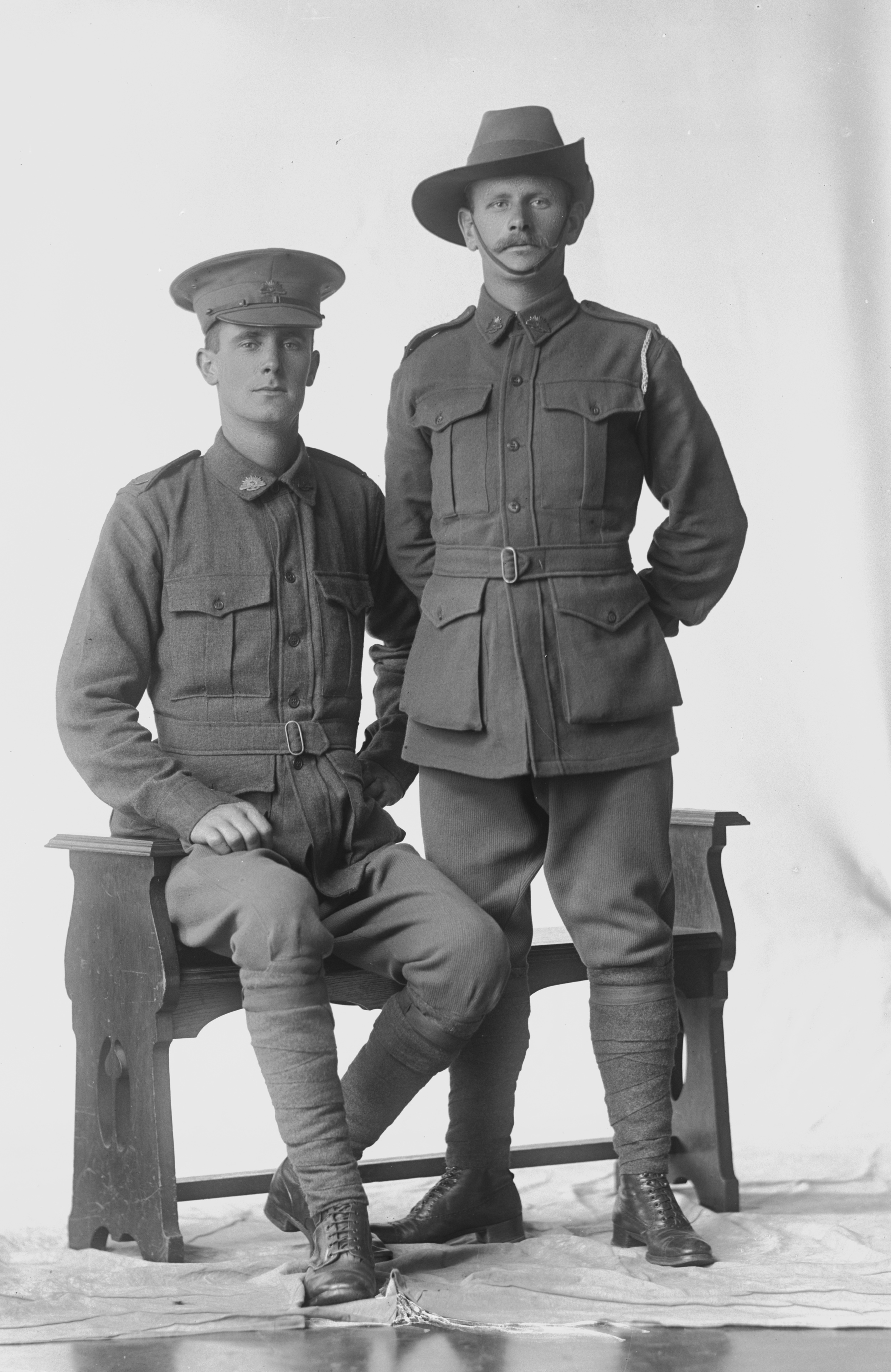 Photographed at the Dease Studio, 117 Barrack Street Perth WA Image courtesy of the State Library of Western Australia: 108613PD