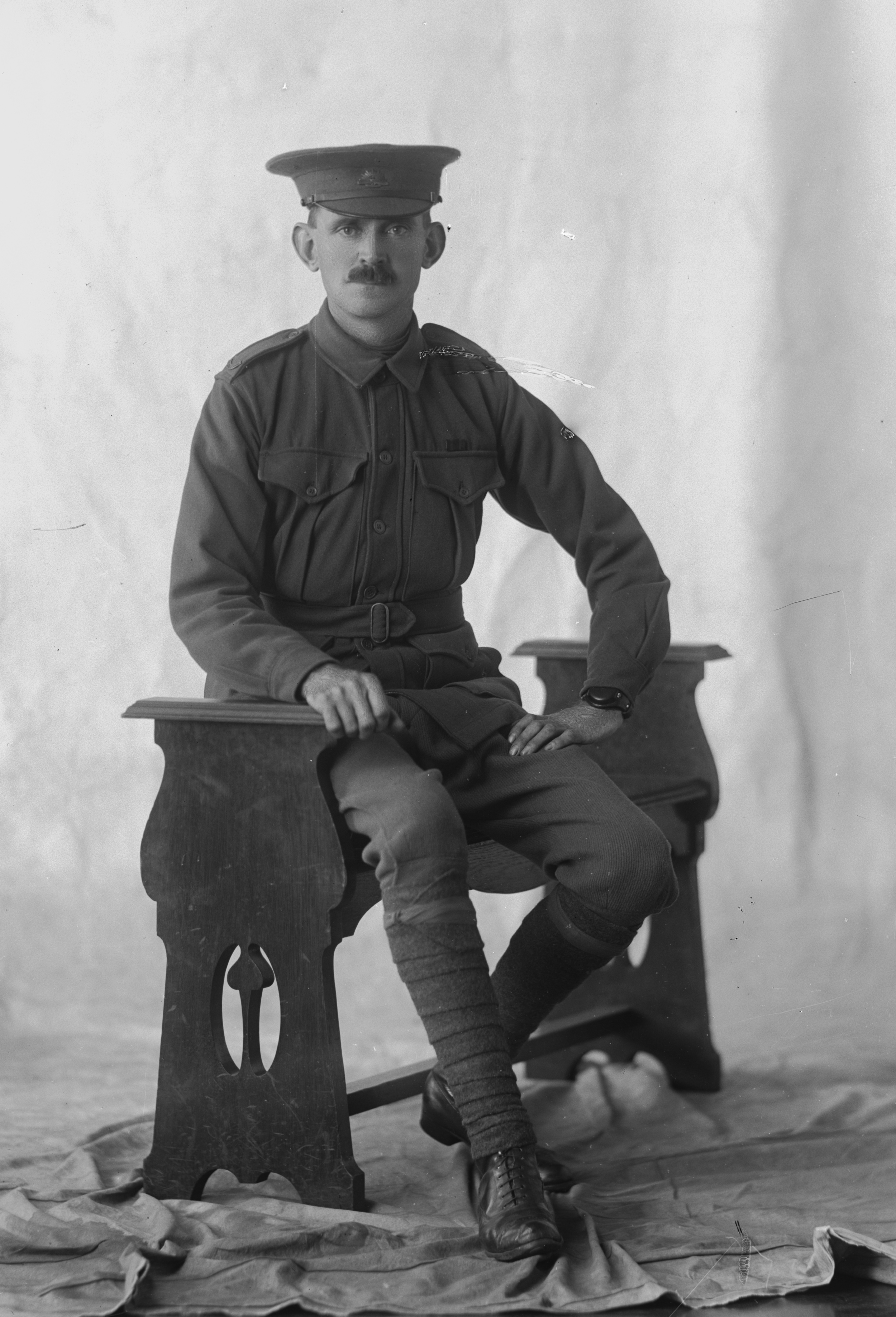 Photographed at the Dease Studio, 117 Barrack Street Perth WA Image courtesy of the State Library of Western Australia: 108494PD