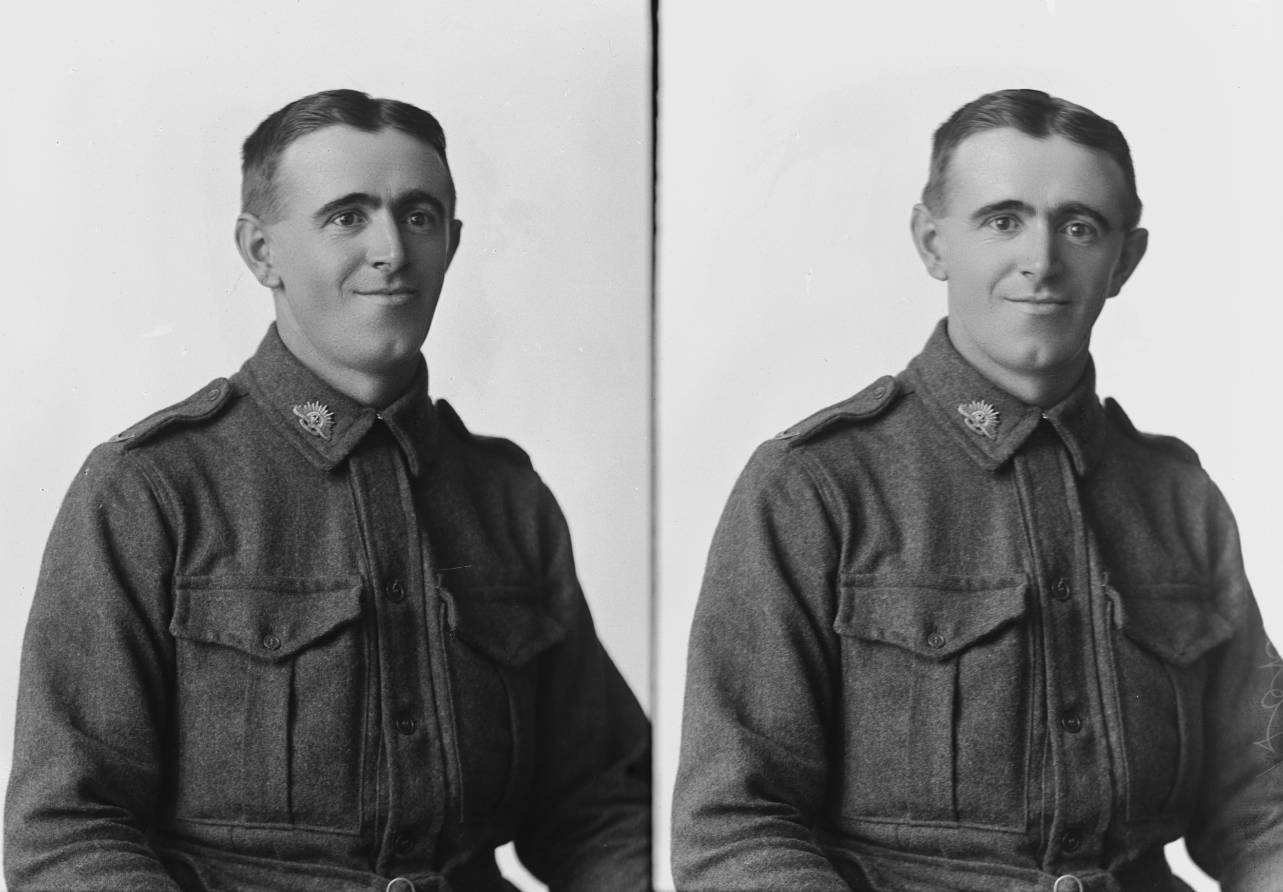 Photographed at the Dease Studio, 117 Barrack Street Perth WA Image courtesy of the State Library of Western Australia: 108375PD