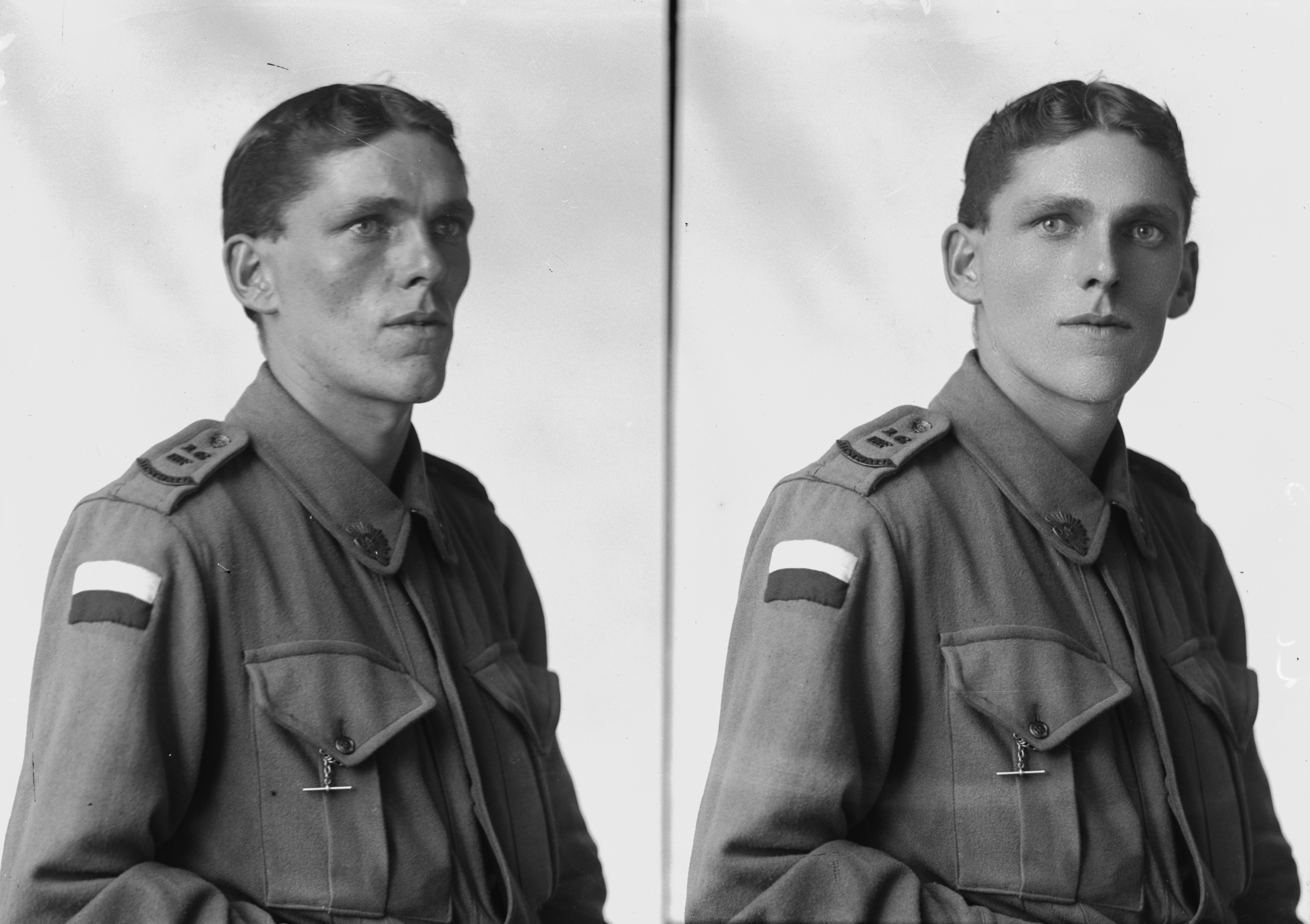 Photographed at the Dease Studio, 117 Barrack Street Perth WA Image courtesy of the State Library of Western Australia: 108035PD