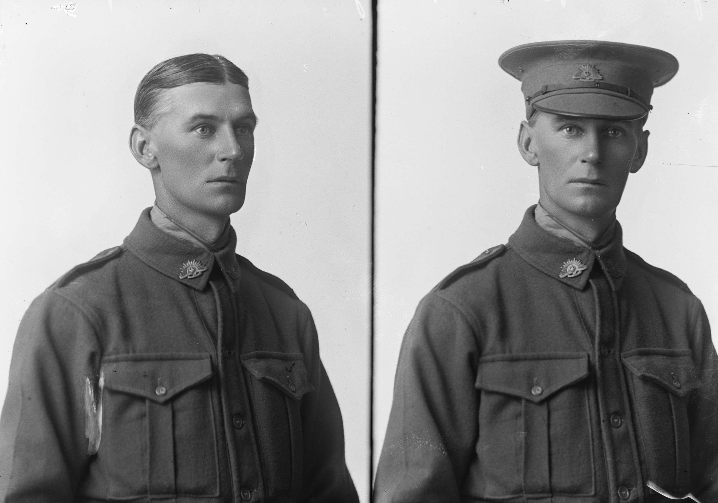 Photographed at the Dease Studio, 117 Barrack Street Perth WA Image courtesy of the State Library of Western Australia: 108371PD