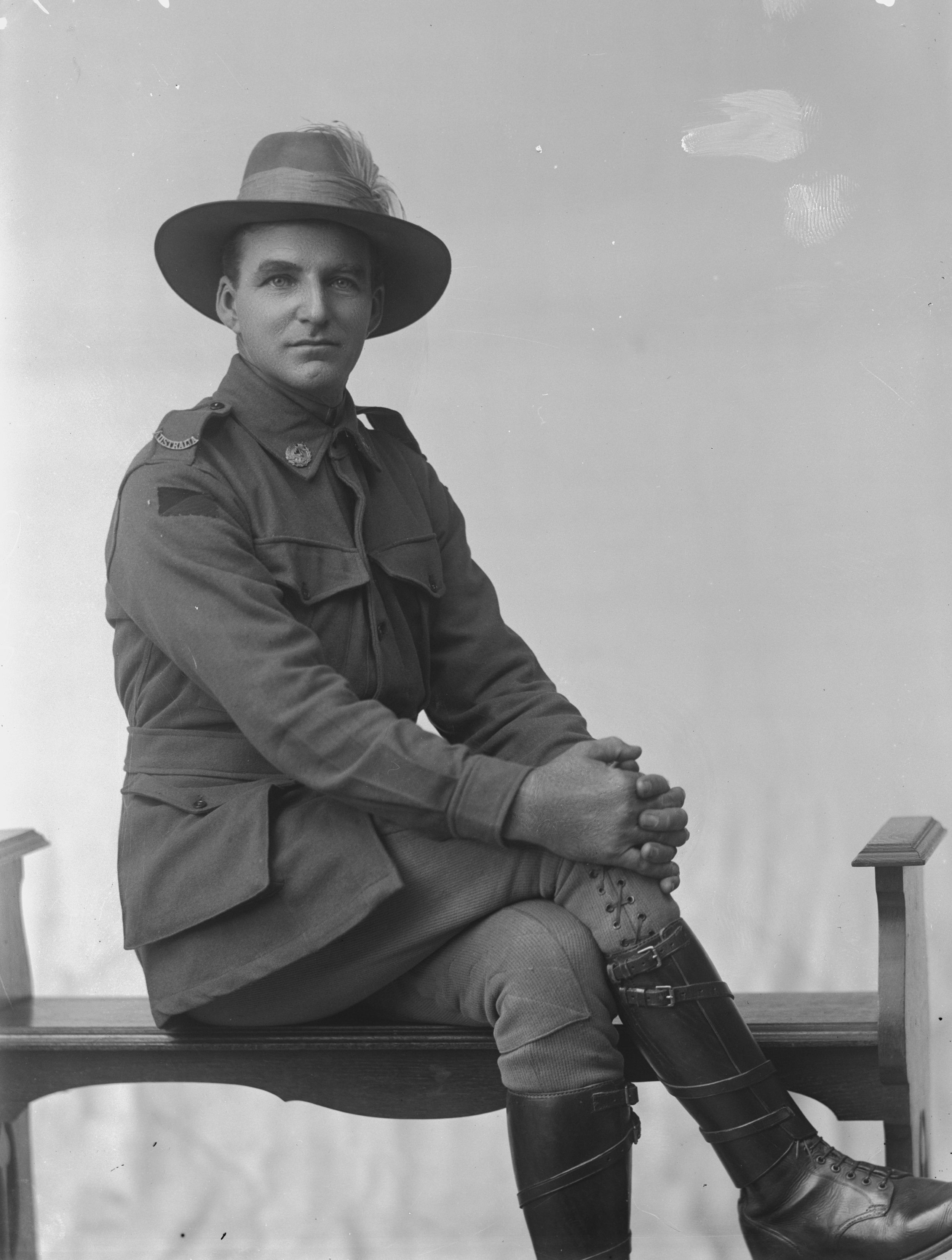 Photographed at the Dease Studio, 117 Barrack Street Perth WA Image courtesy of the State Library of Western Australia: 108218PD