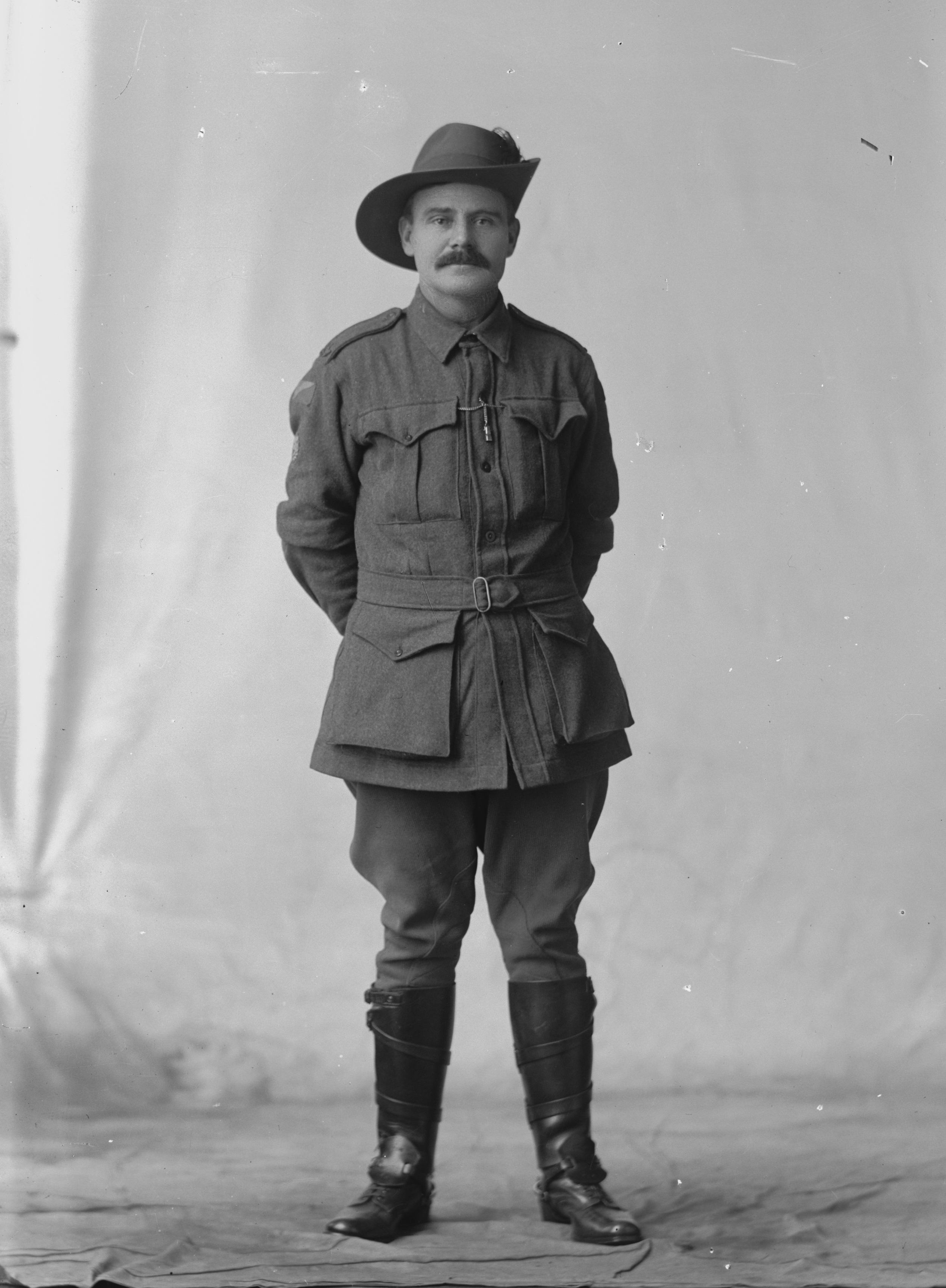 Photographed at the Dease Studio, 117 Barrack Street Perth WA Image courtesy of the State Library of Western Australia: 108179PD