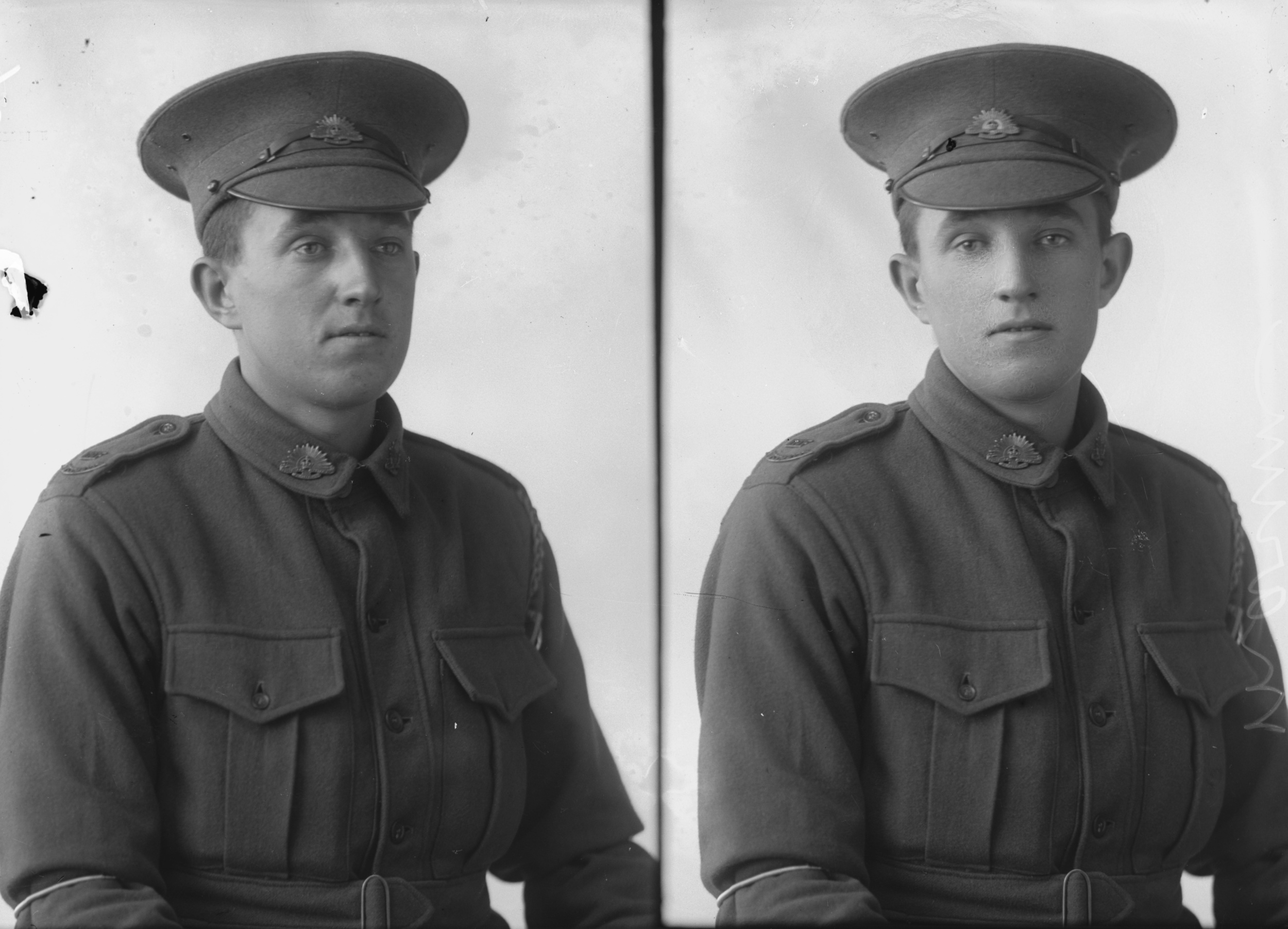 Photographed at the Dease Studio, 117 Barrack Street Perth WA Image courtesy of the State Library of Western Australia: 108141PD