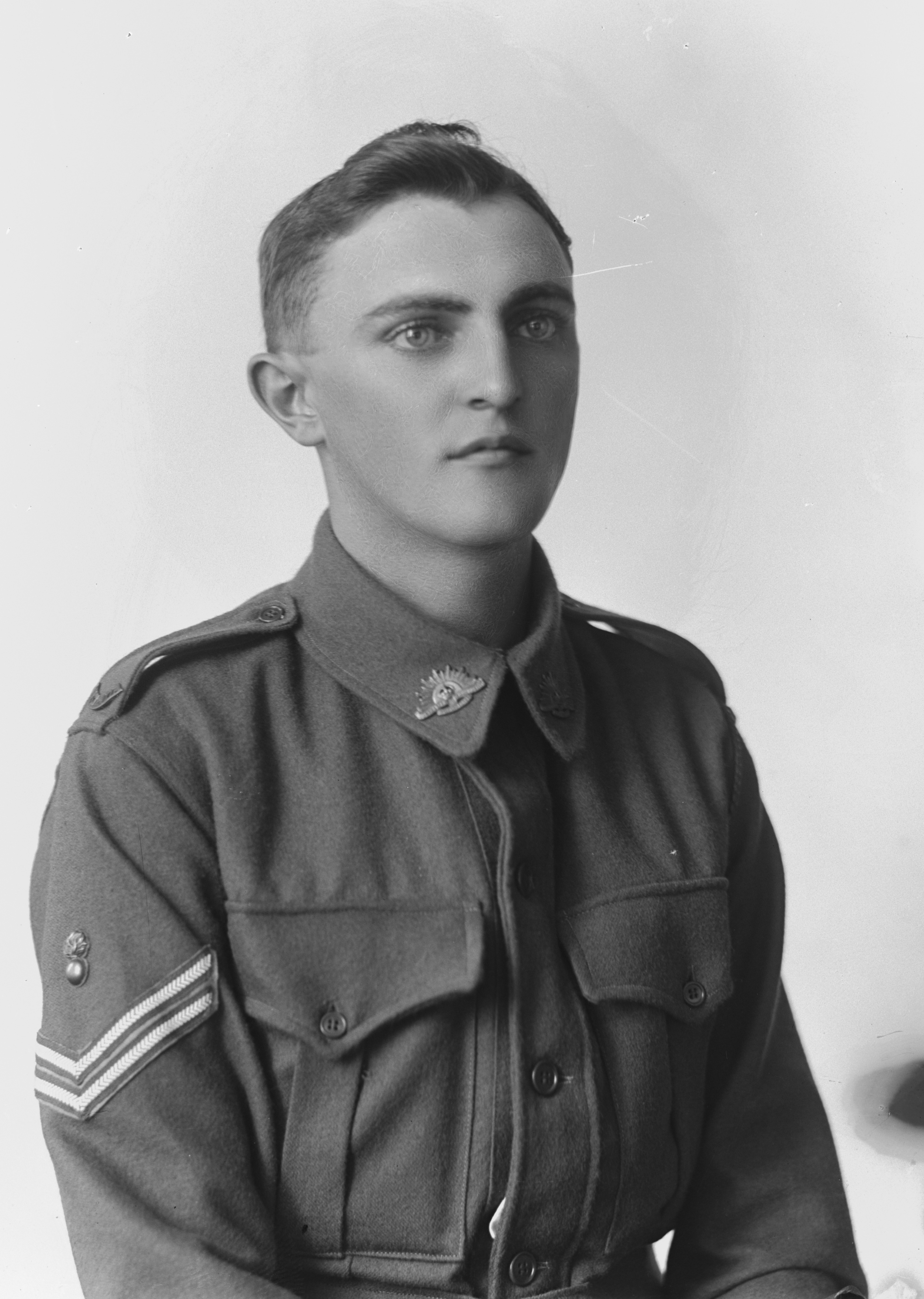 Photographed at the Dease Studio, 117 Barrack Street Perth WA Image courtesy of the State Library of Western Australia: 108419PD
