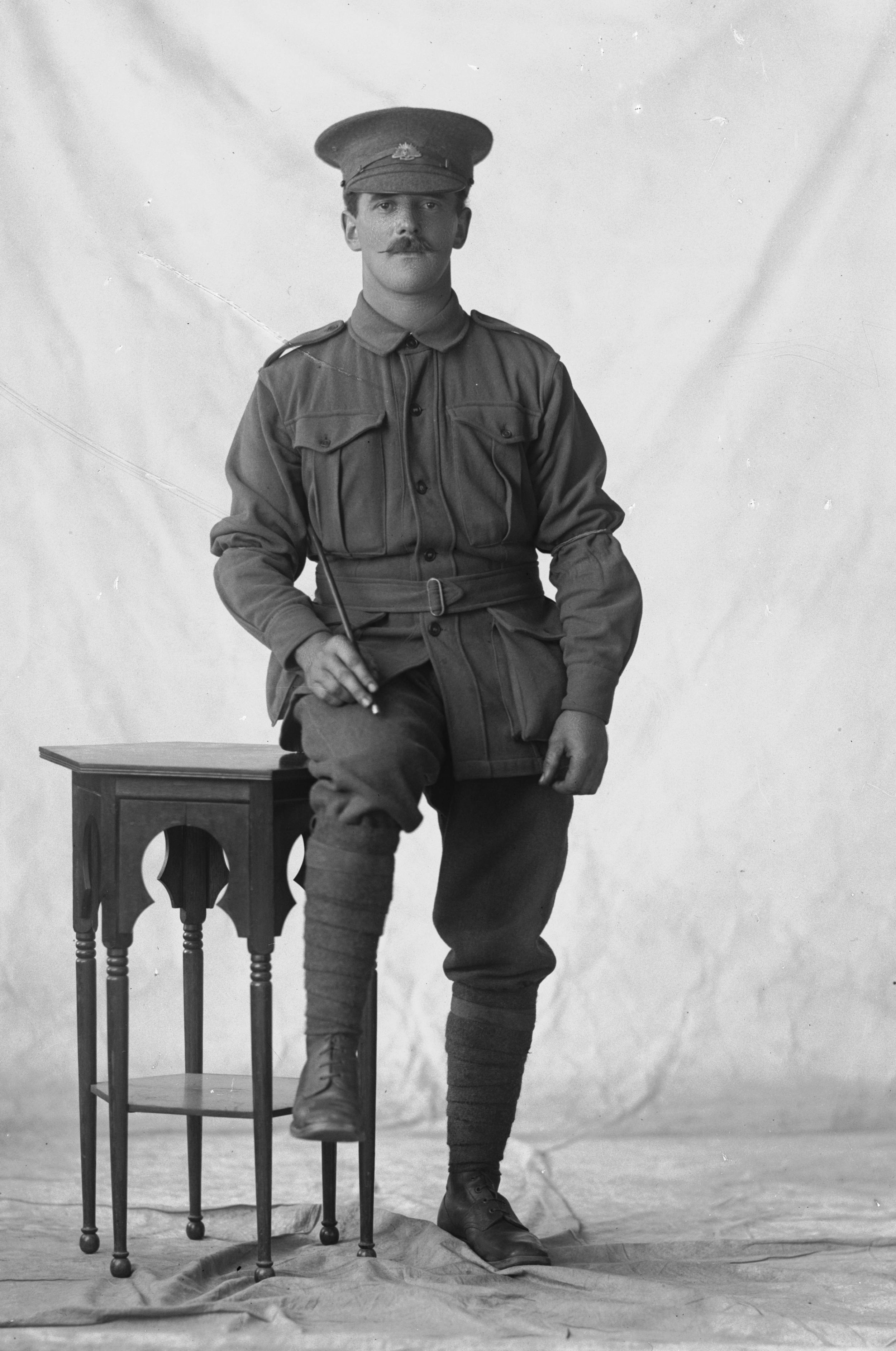 Photographed at the Dease Studio, 117 Barrack Street Perth WA Image courtesy of the State Library of Western Australia: 108348PD