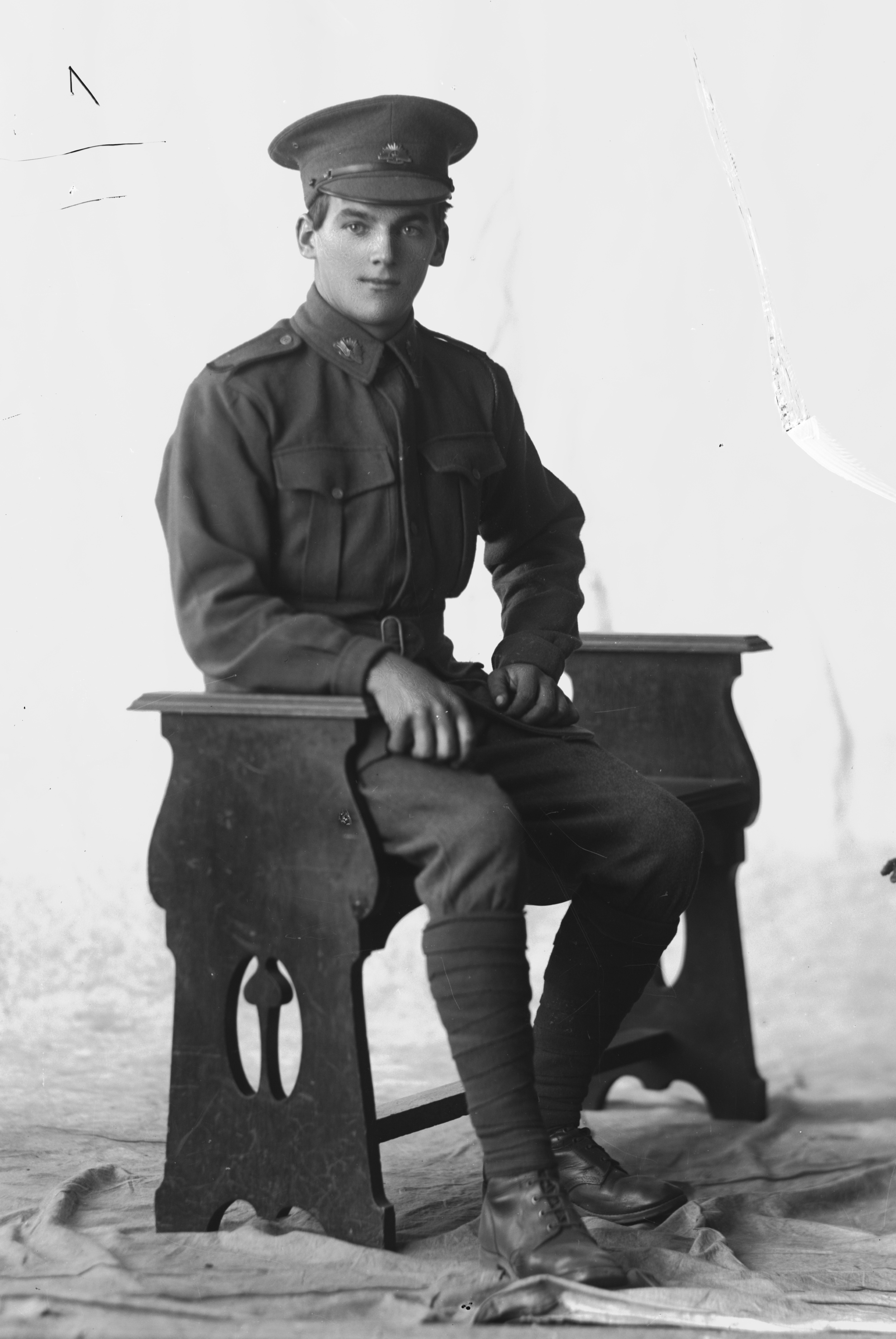 Photographed at the Dease Studio, 117 Barrack Street Perth WA Image courtesy of the State Library of Western Australia: 108390PD