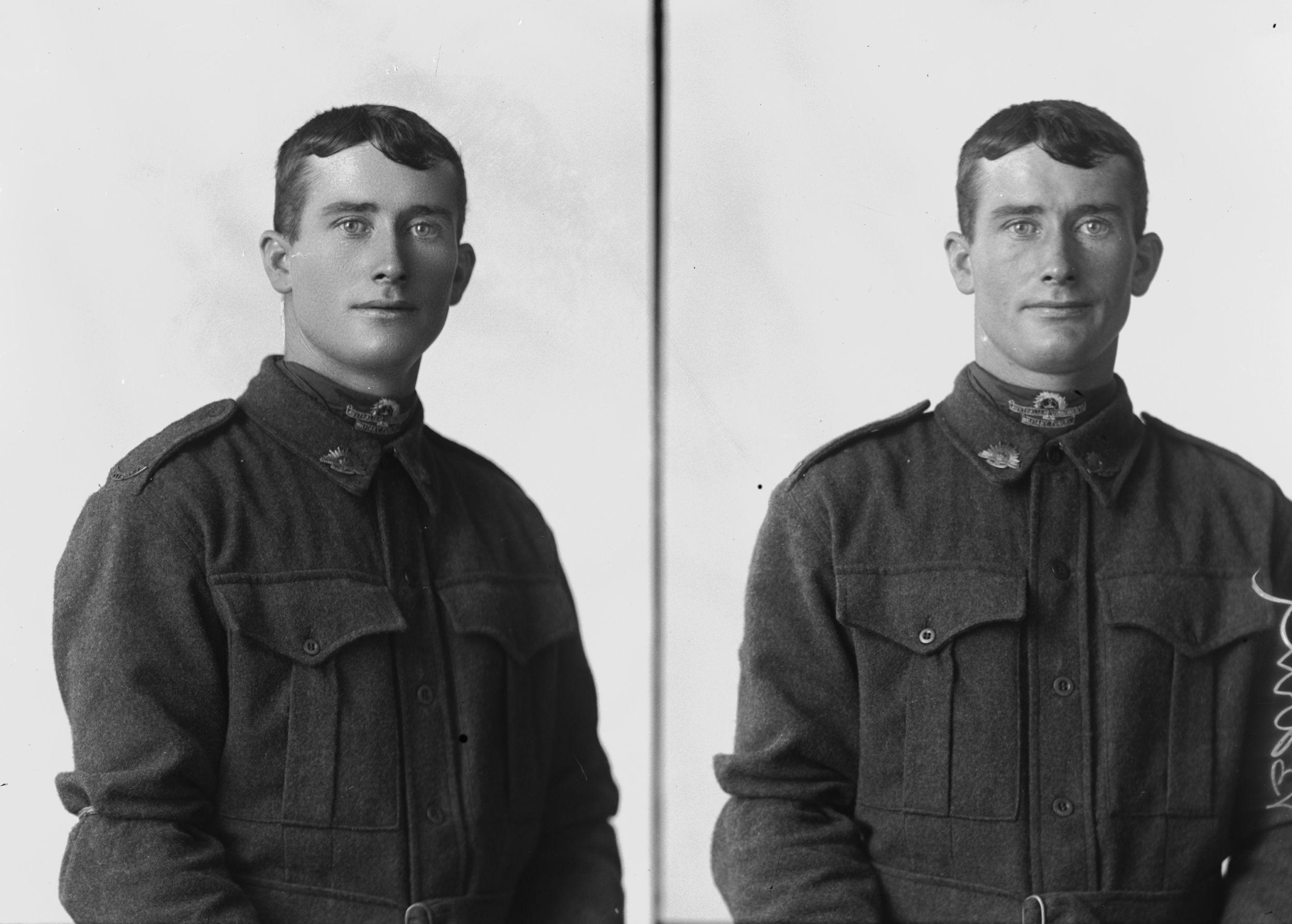 Photographed at the Dease Studio, 117 Barrack Street Perth WA Image courtesy of the State Library of Western Australia: 108634PD