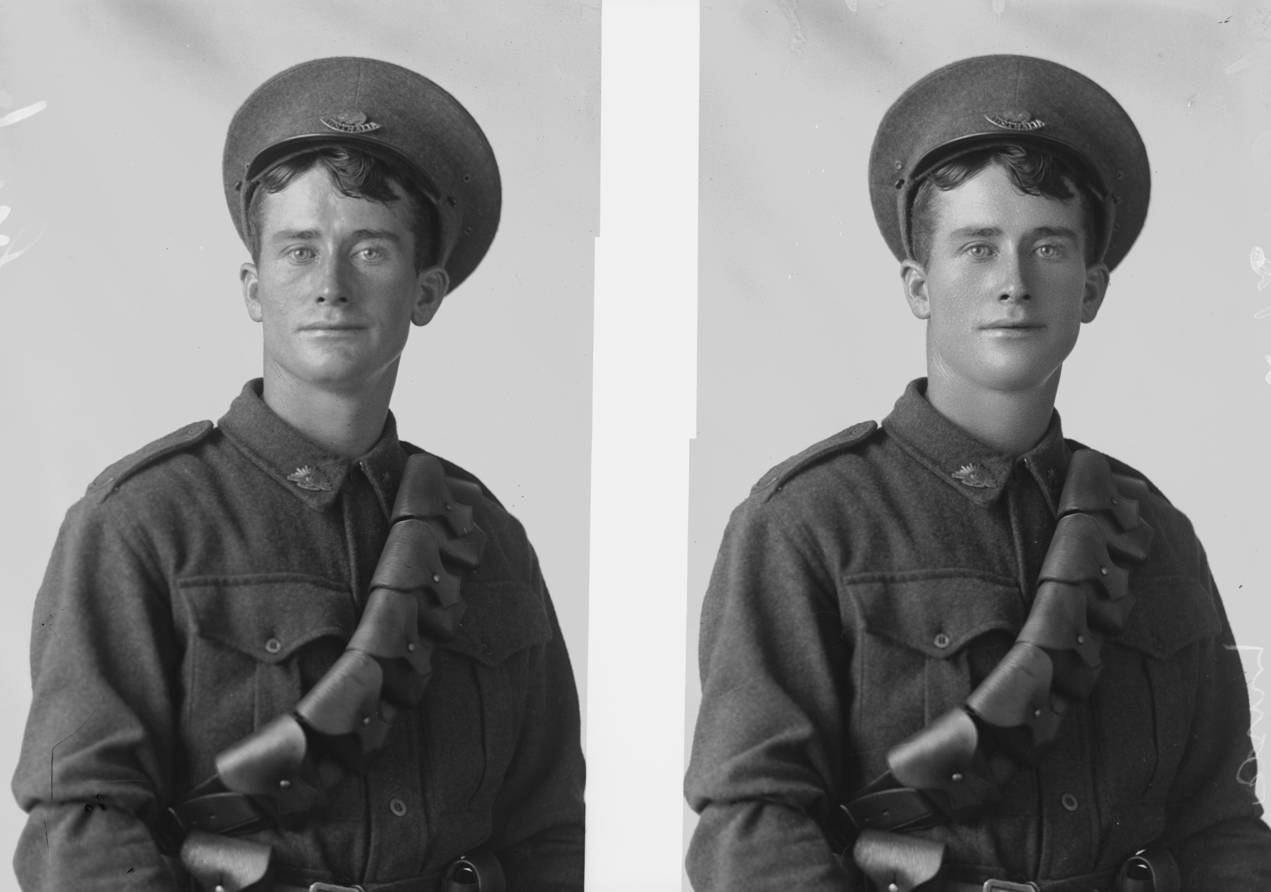Photographed at the Dease Studio, 117 Barrack Street Perth WA Image courtesy of the State Library of Western Australia: 108629PD