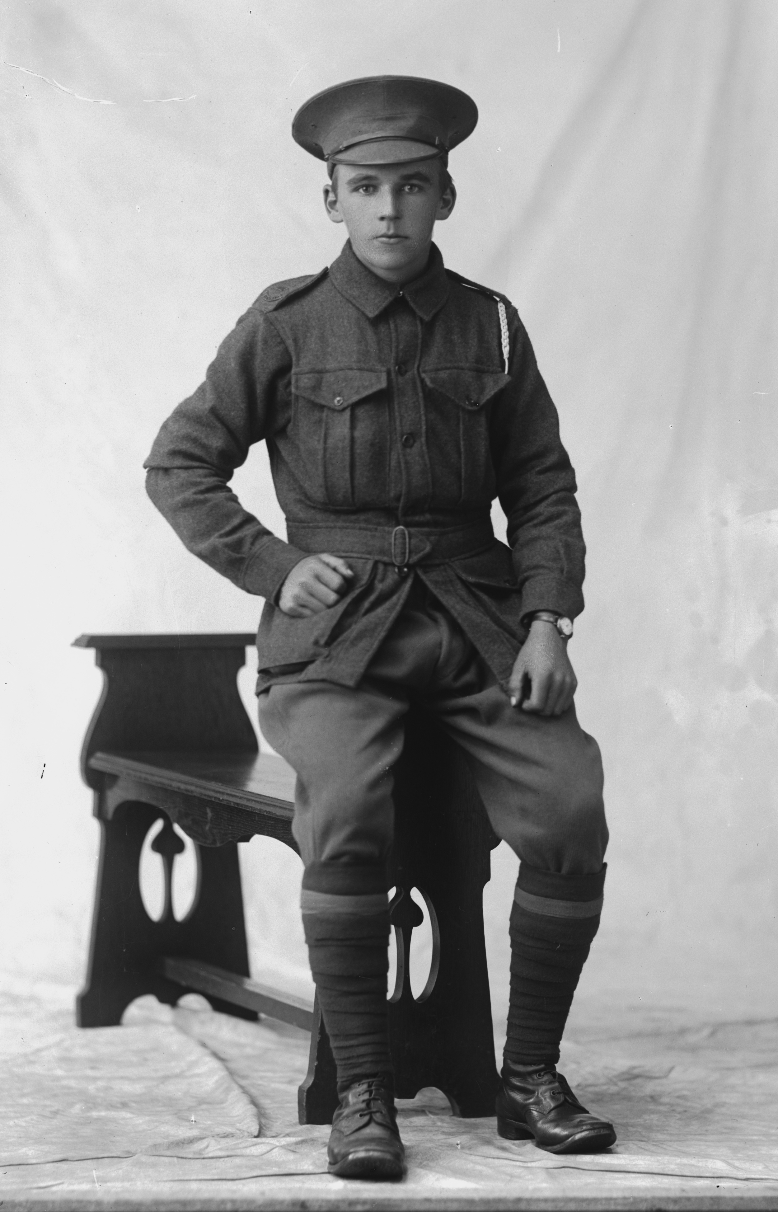 Photographed at the Dease Studio, 117 Barrack Street Perth WA Image courtesy of the State Library of Western Australia: 108396PD