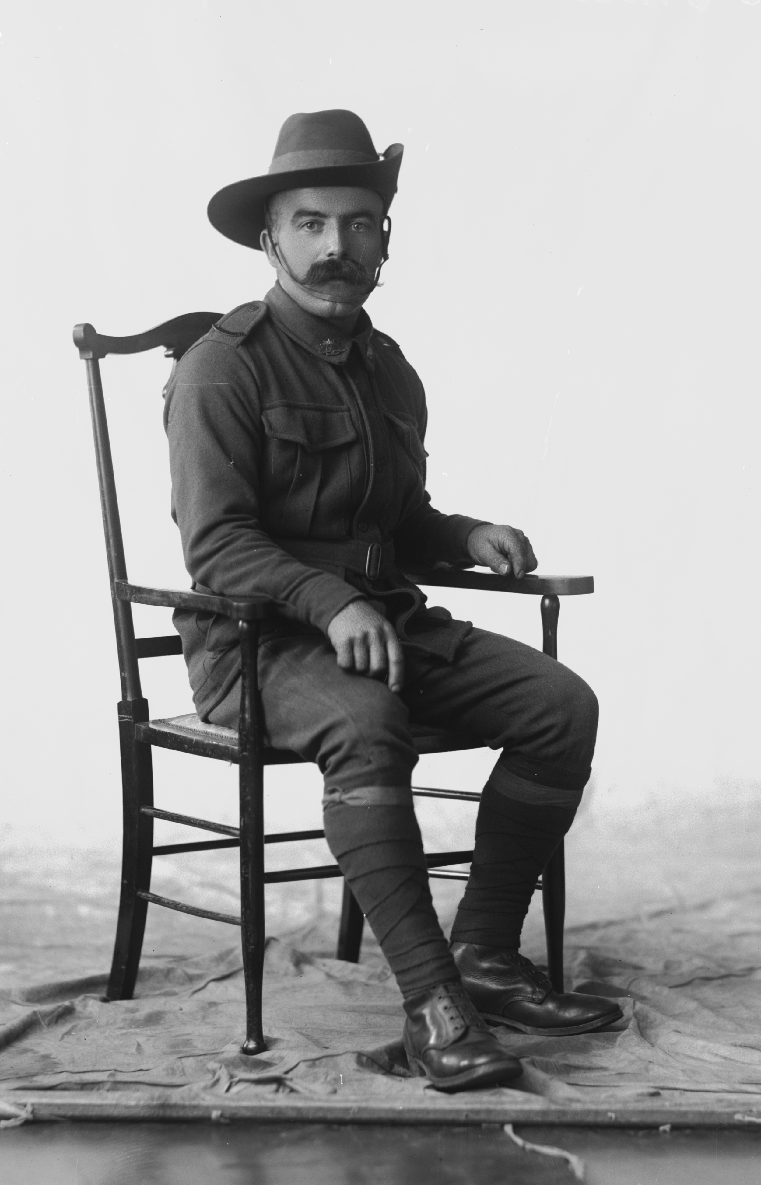 Photographed at the Dease Studio, 117 Barrack Street Perth WA Image courtesy of the State Library of Western Australia:108463PD