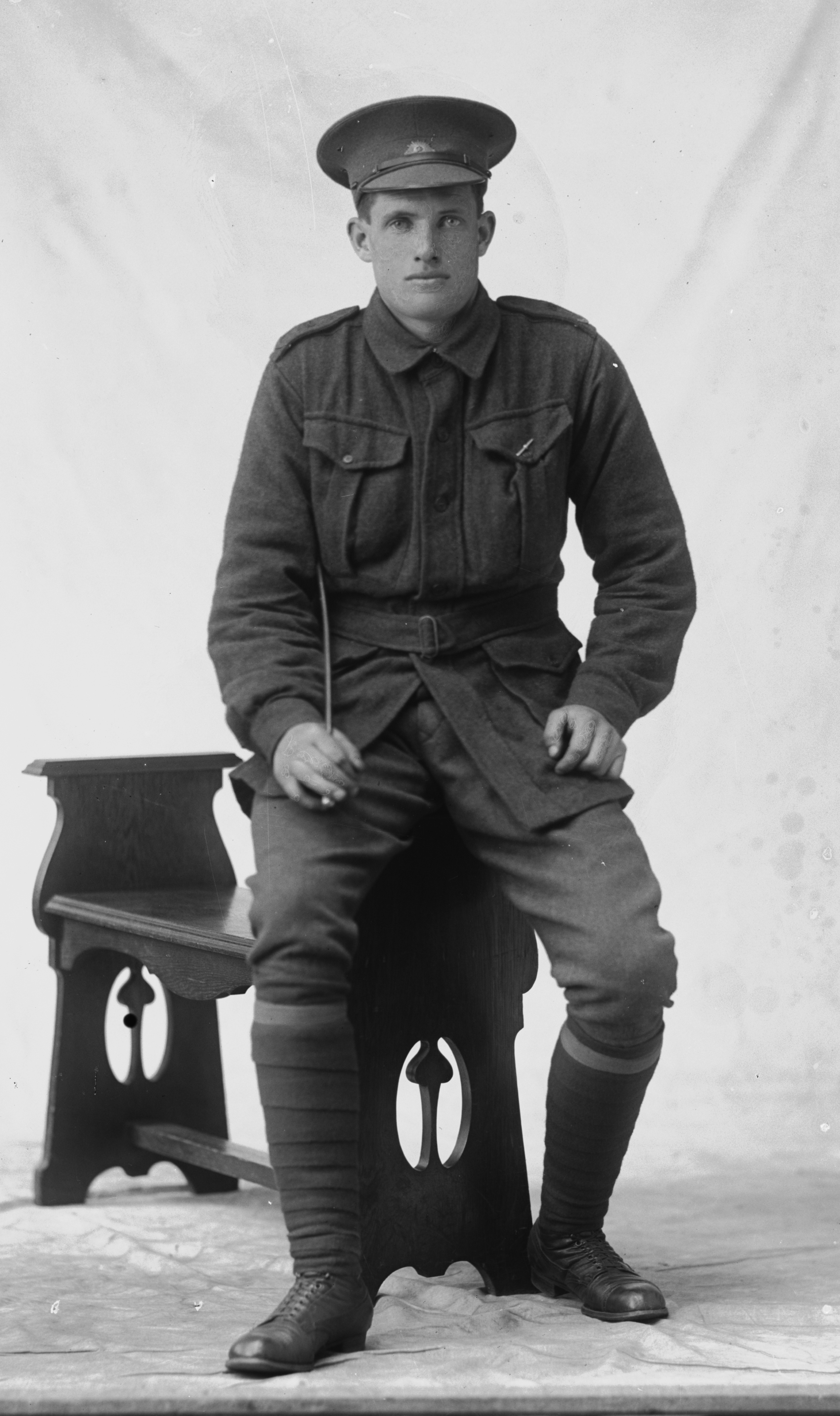 Photographed at the Dease Studio, 117 Barrack Street Perth WA Image courtesy of the State Library of Western Australia: 108065PD