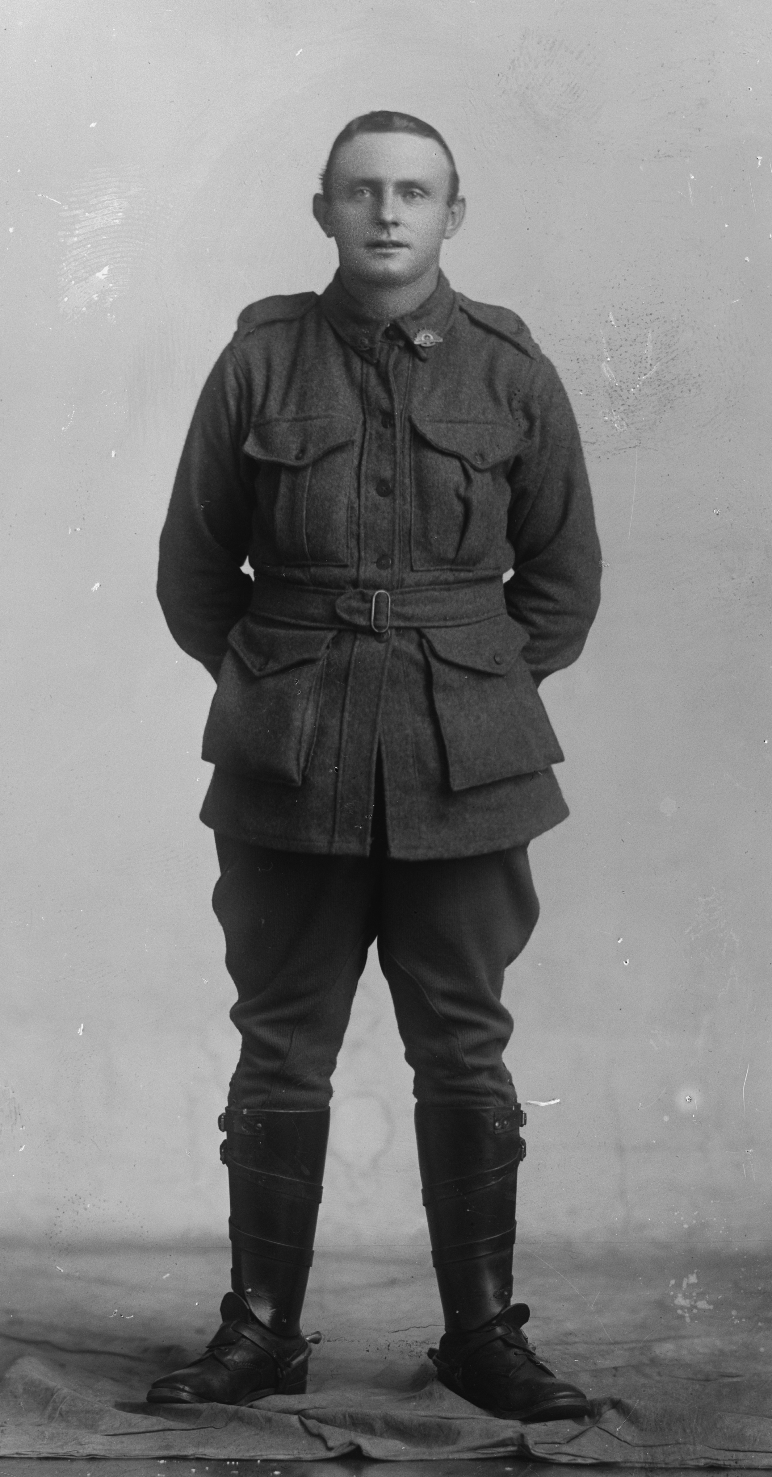 Photographed at the Dease Studio, 117 Barrack Street Perth WA Image courtesy of the State Library of Western Australia: 108270PD