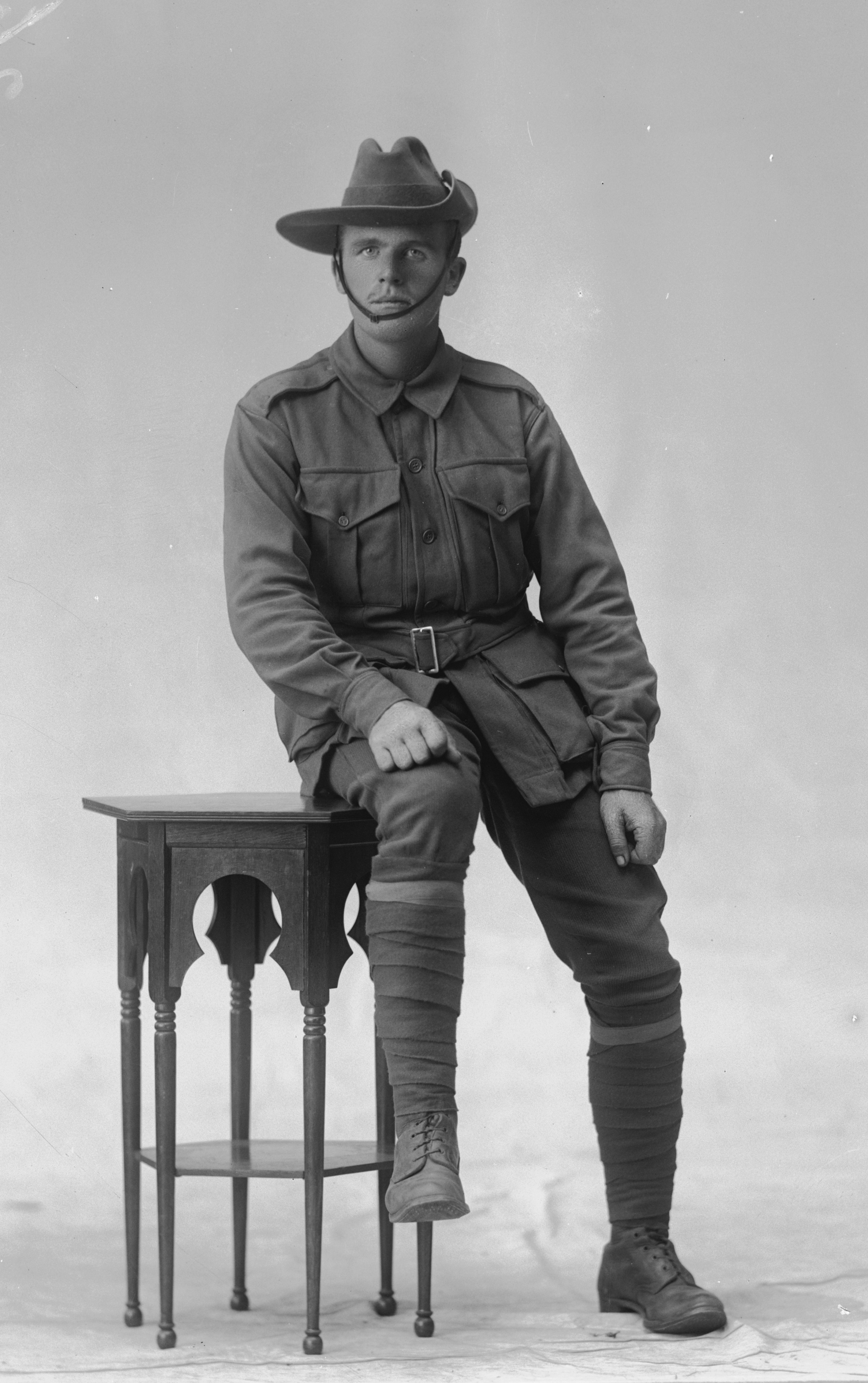 Photographed at the Dease Studio, 117 Barrack Street Perth WA Image courtesy of the State Library of Western Australia:108193PD