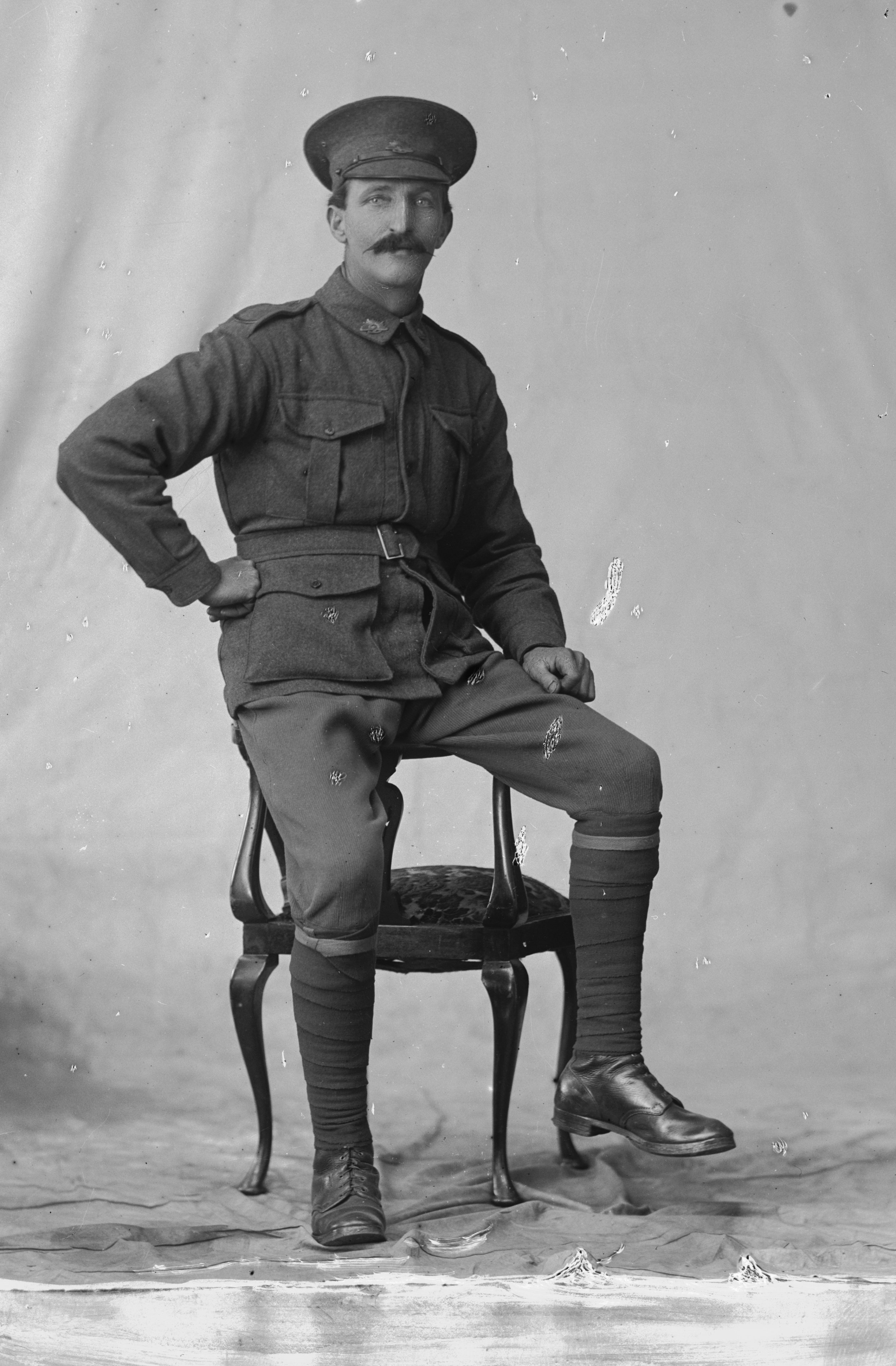 Photographed at the Dease Studio, 117 Barrack Street Perth WA Image courtesy of the State Library of Western Australia: 108340PD