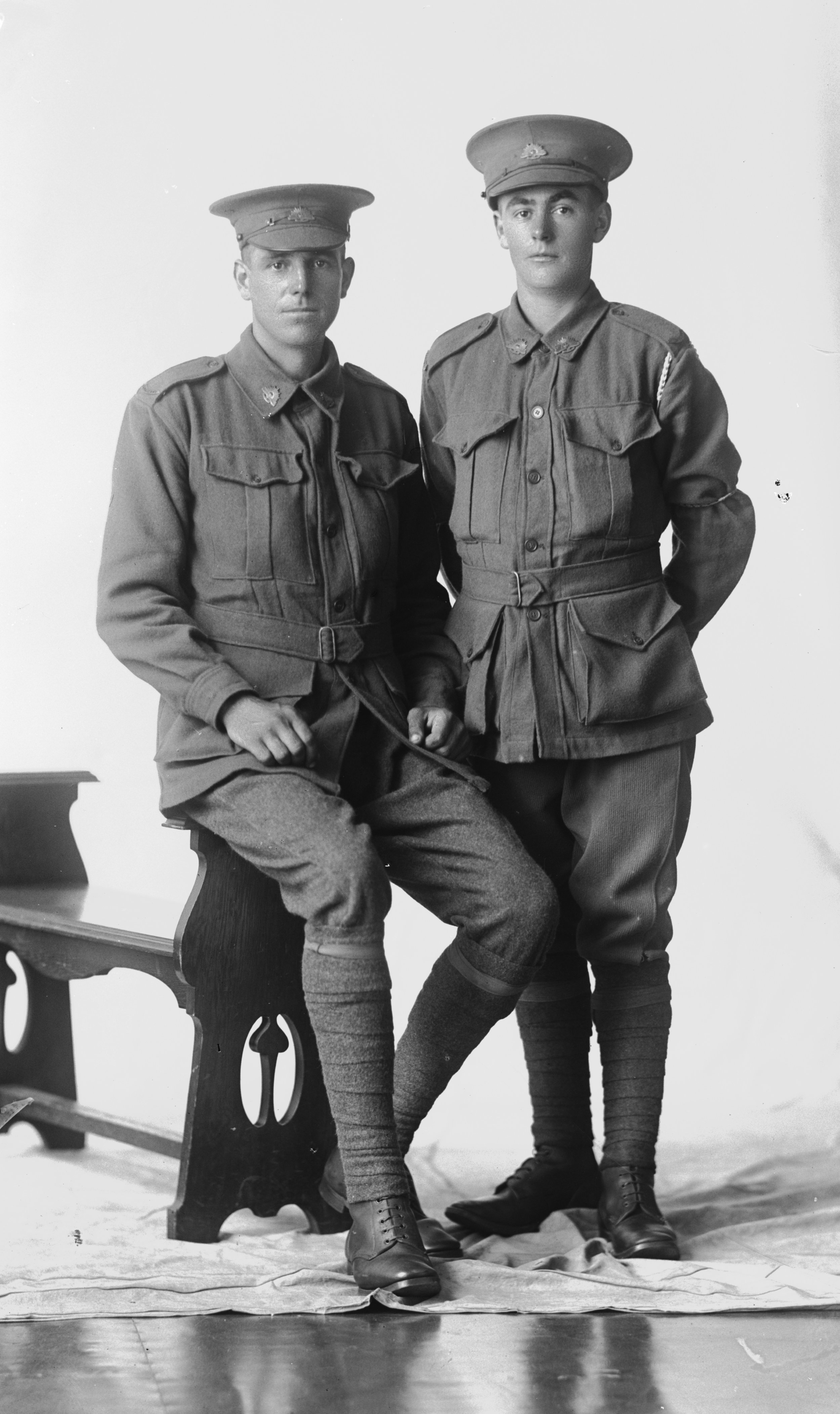 Photographed at the Dease Studio, 117 Barrack Street Perth WA Image courtesy of the State Library of Western Australia: 108093PD