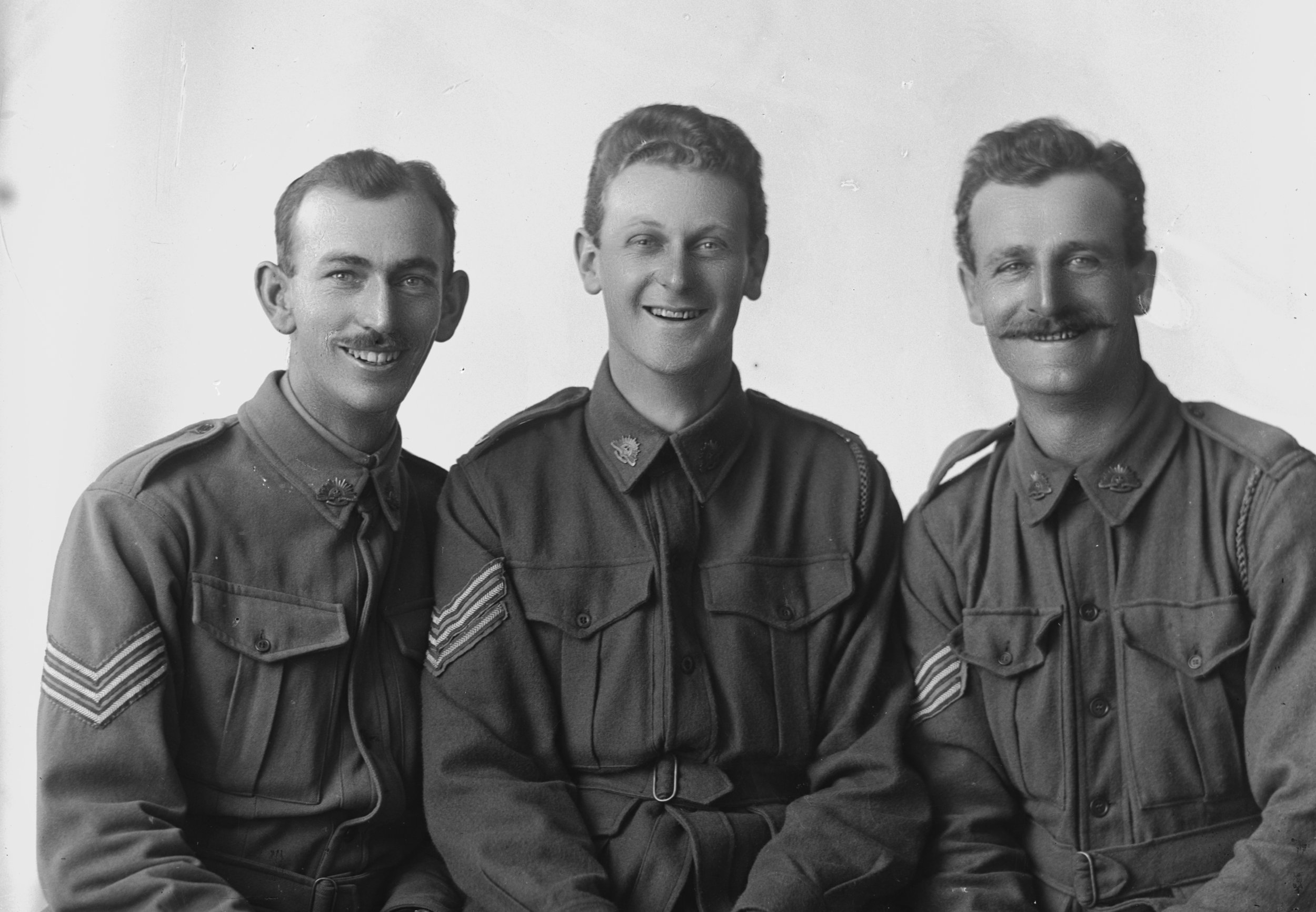 Photographed at the Dease Studio, 117 Barrack Street Perth WA Image courtesy of the State Library of Western Australia: 108377PD