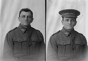 Photographed at the Dease Studio, 117 Barrack Street Perth WA   Image courtesy of the State Library of Western Australia:108391PD