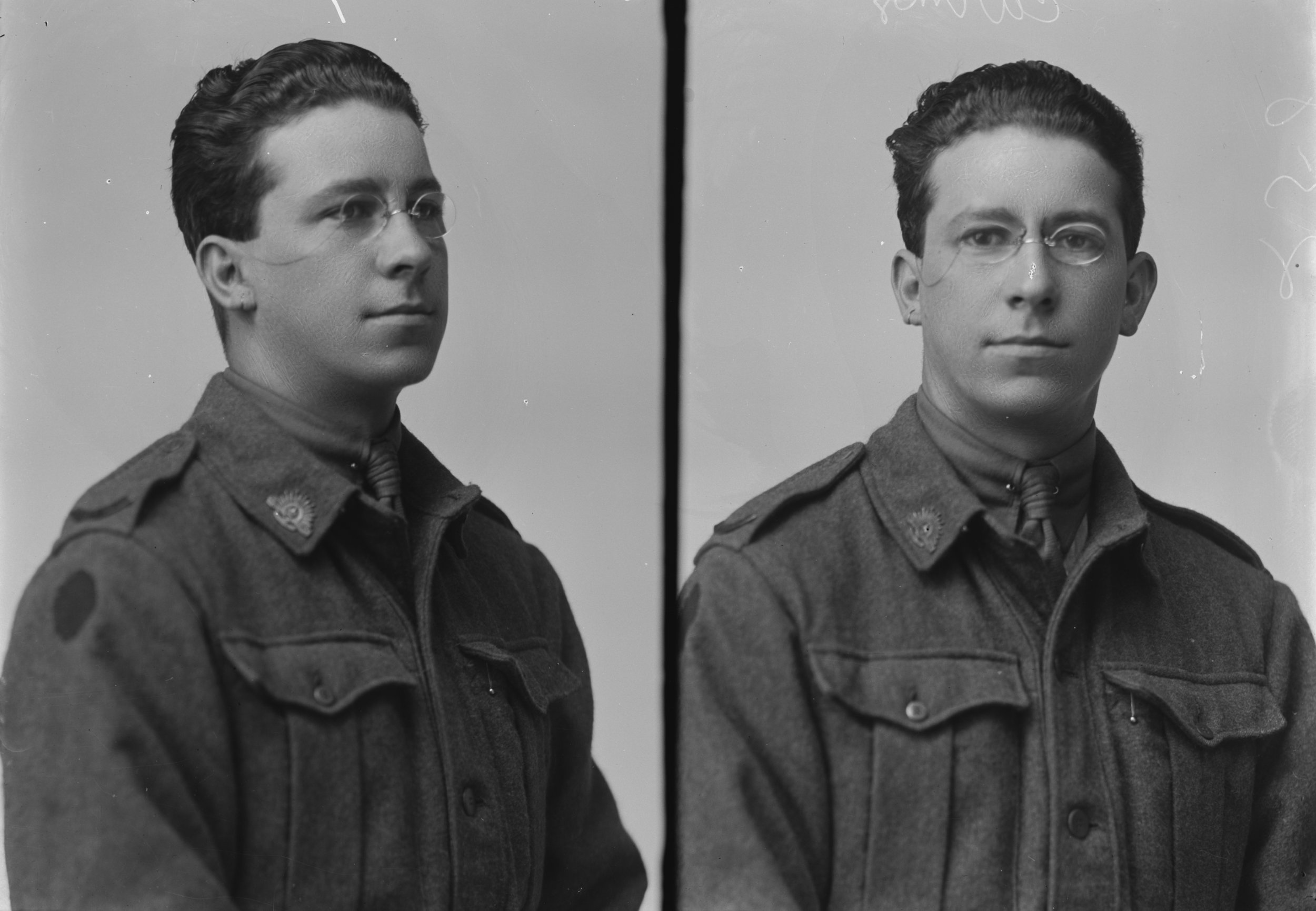 Photographed at the Dease Studio, 117 Barrack Street Perth WA Image courtesy of the State Library of Western Australia:108046PD