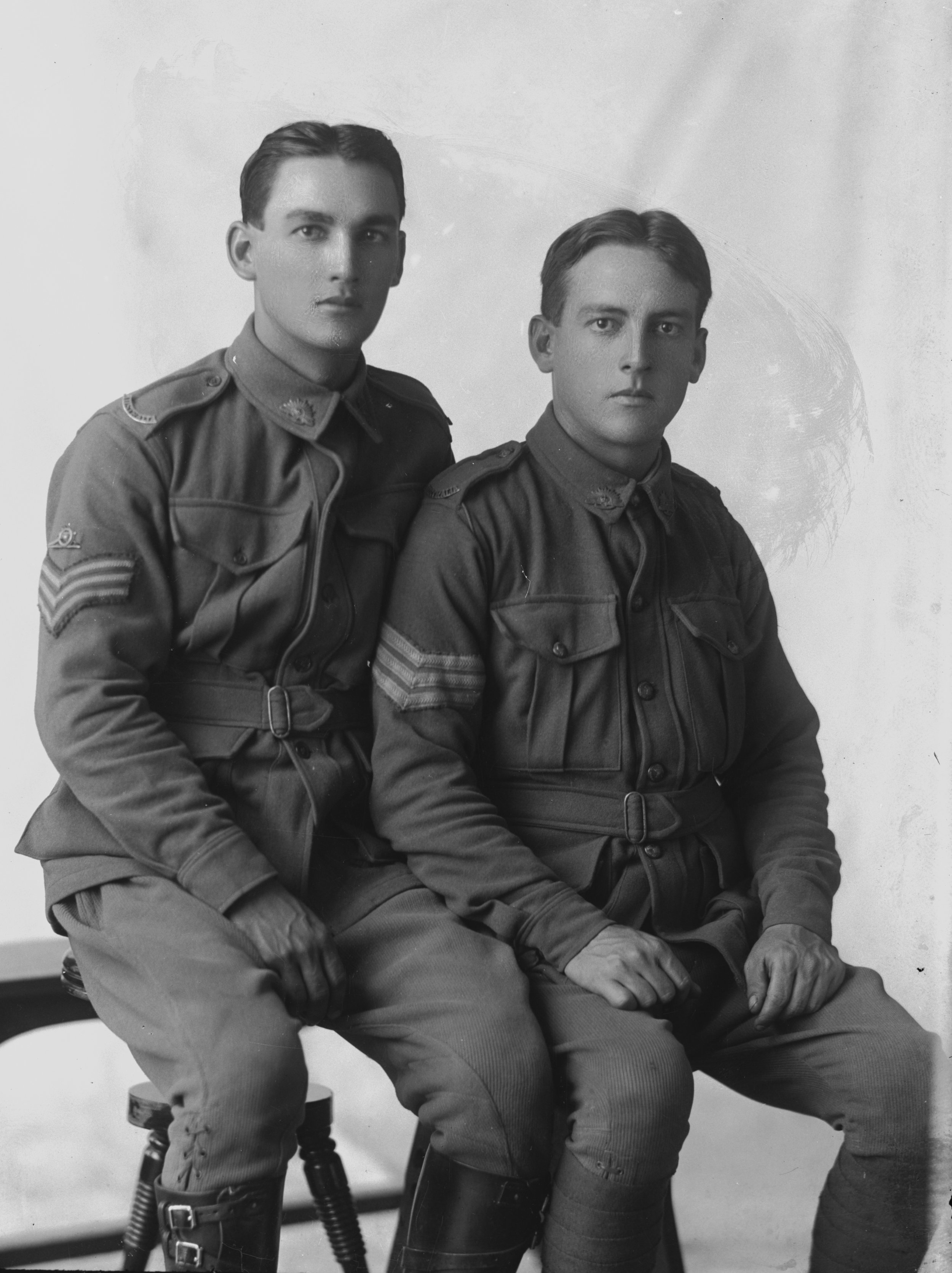 Photographed at the Dease Studio, 117 Barrack Street Perth WA Image courtesy of the State Library of Western Australia: 108415PD
