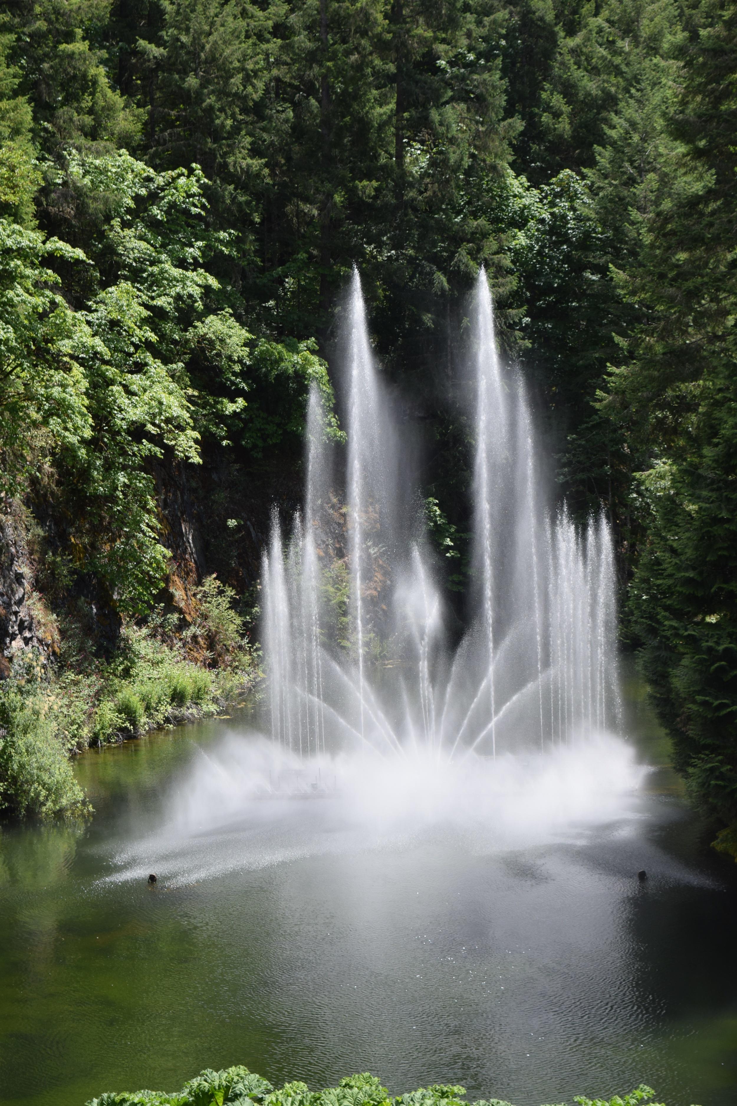 Buchart Gardens Fountain.jpg
