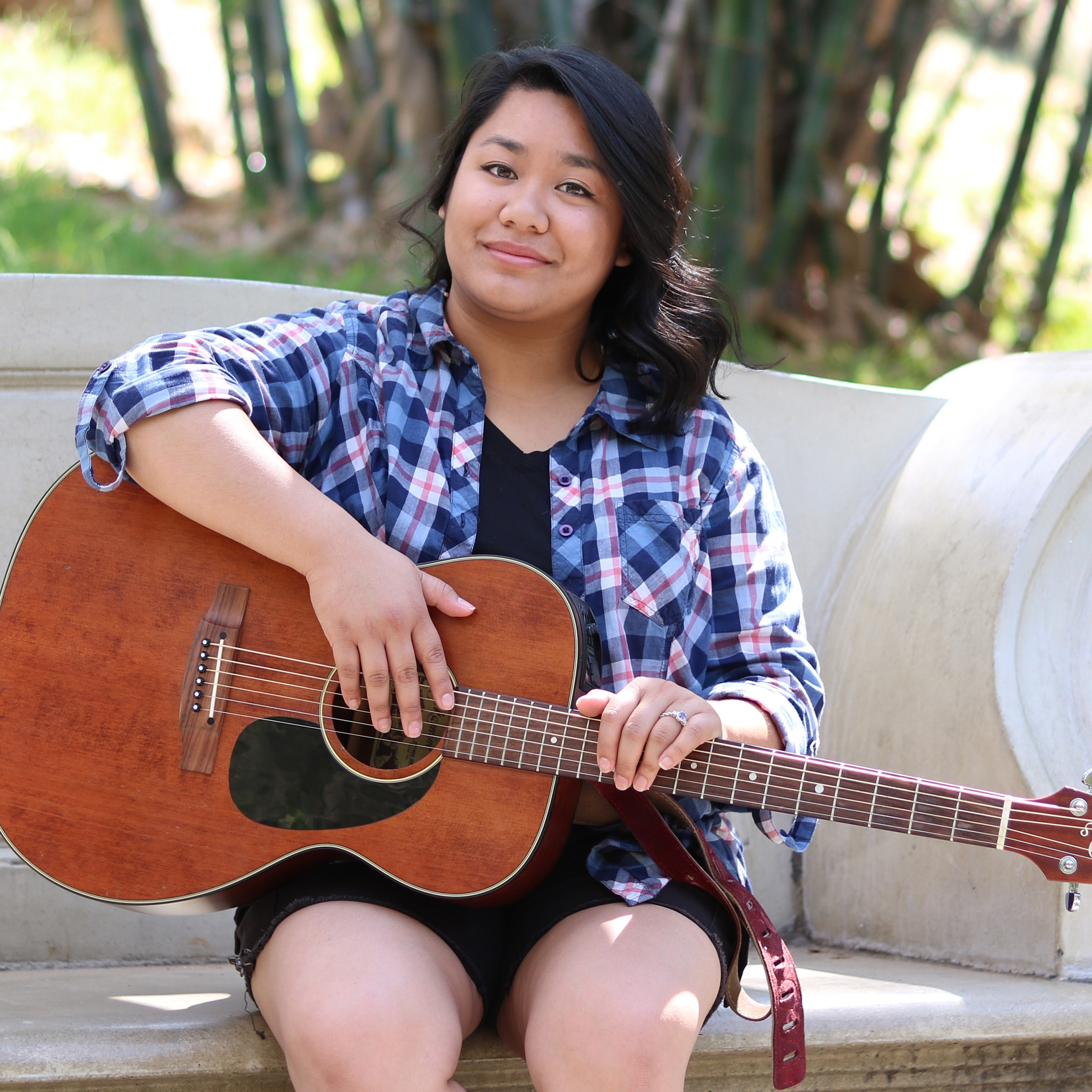 Jessica Arango   vocals • guitar