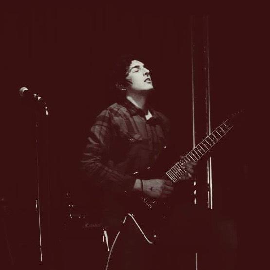 Joey Virrueta   vocals • guitar • audio production