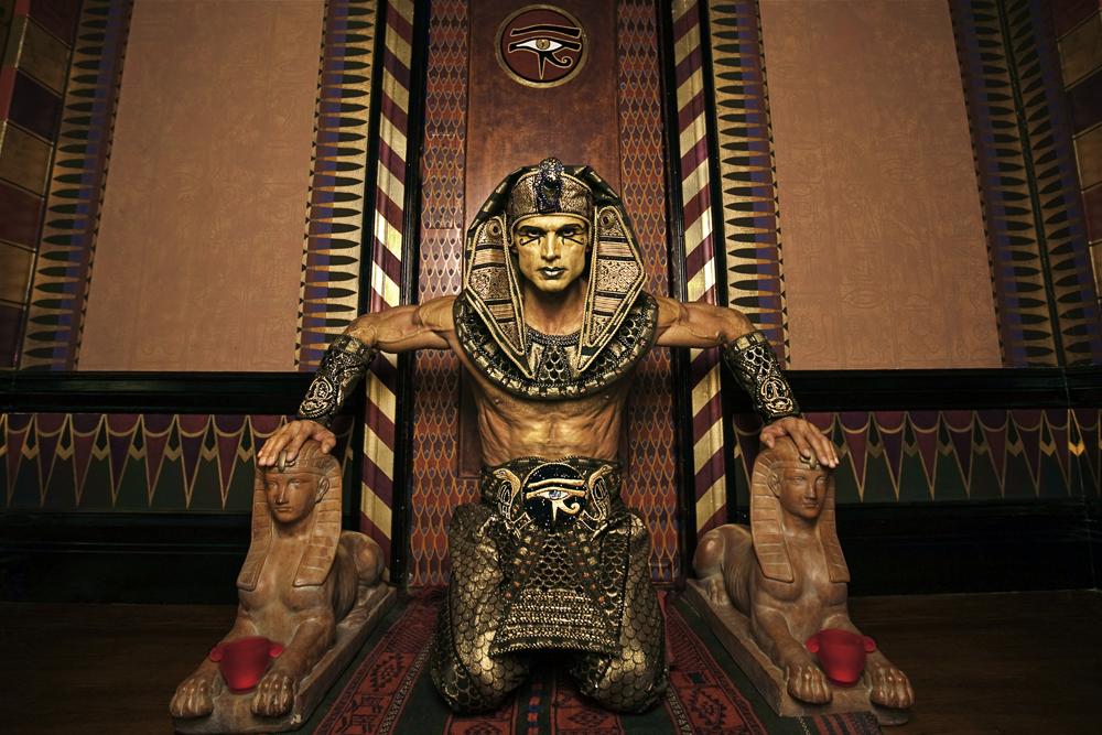 Gregangelo Museum Pharaoh