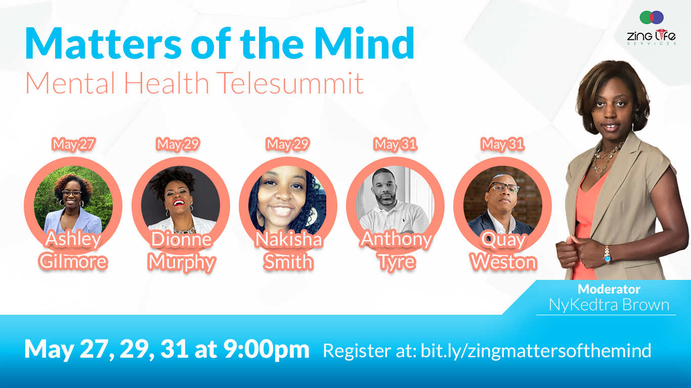 Matters of the Mind - Join the Mental Health Telesummit!