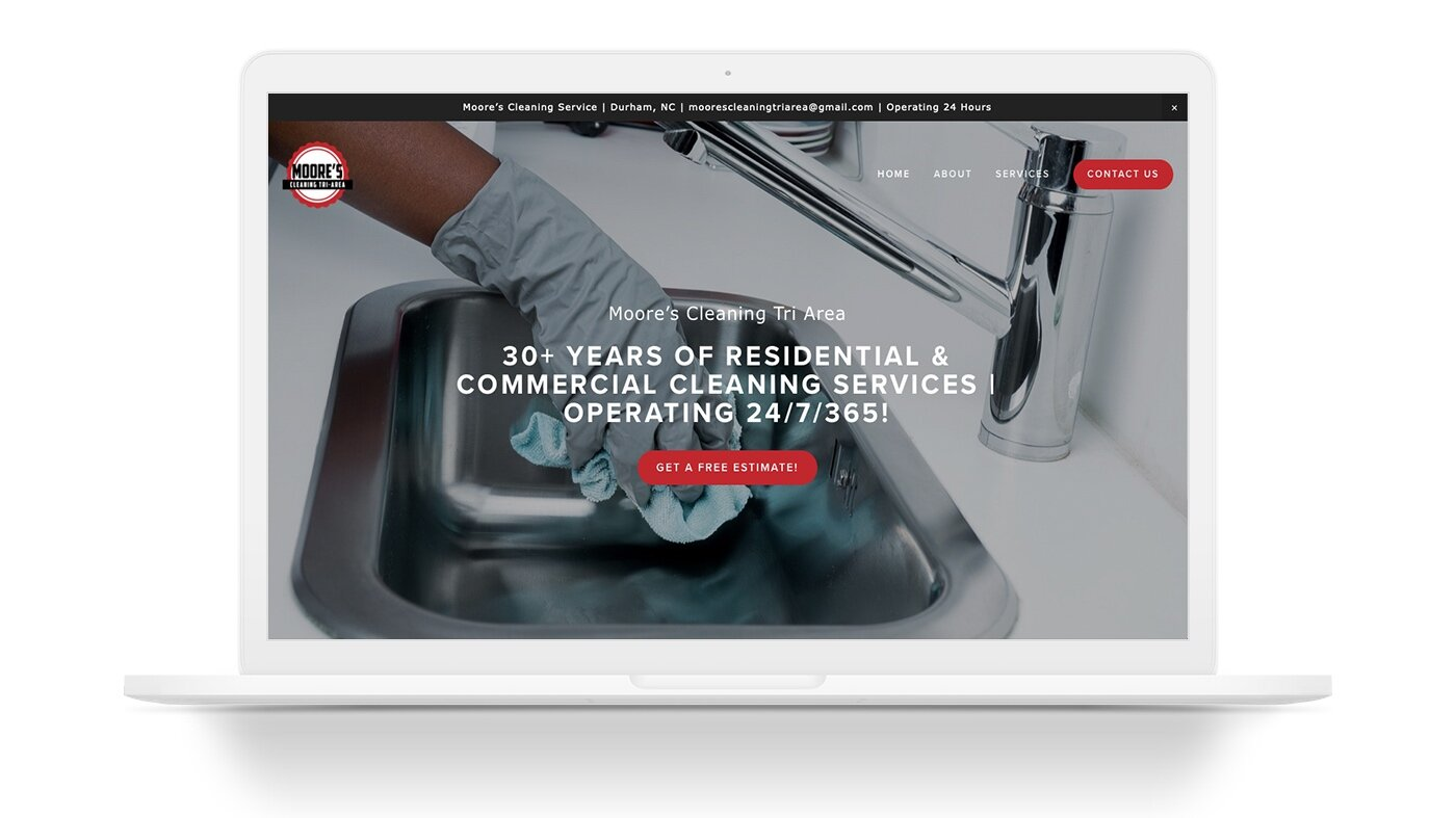 Web Design Services - Squarespace Web DesignWordpress Web DesignWebsite Maintenance/Updates