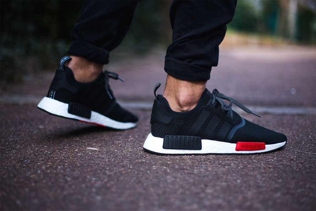 Black/White Adidas NMD Runner Photo: Schuh Spanner