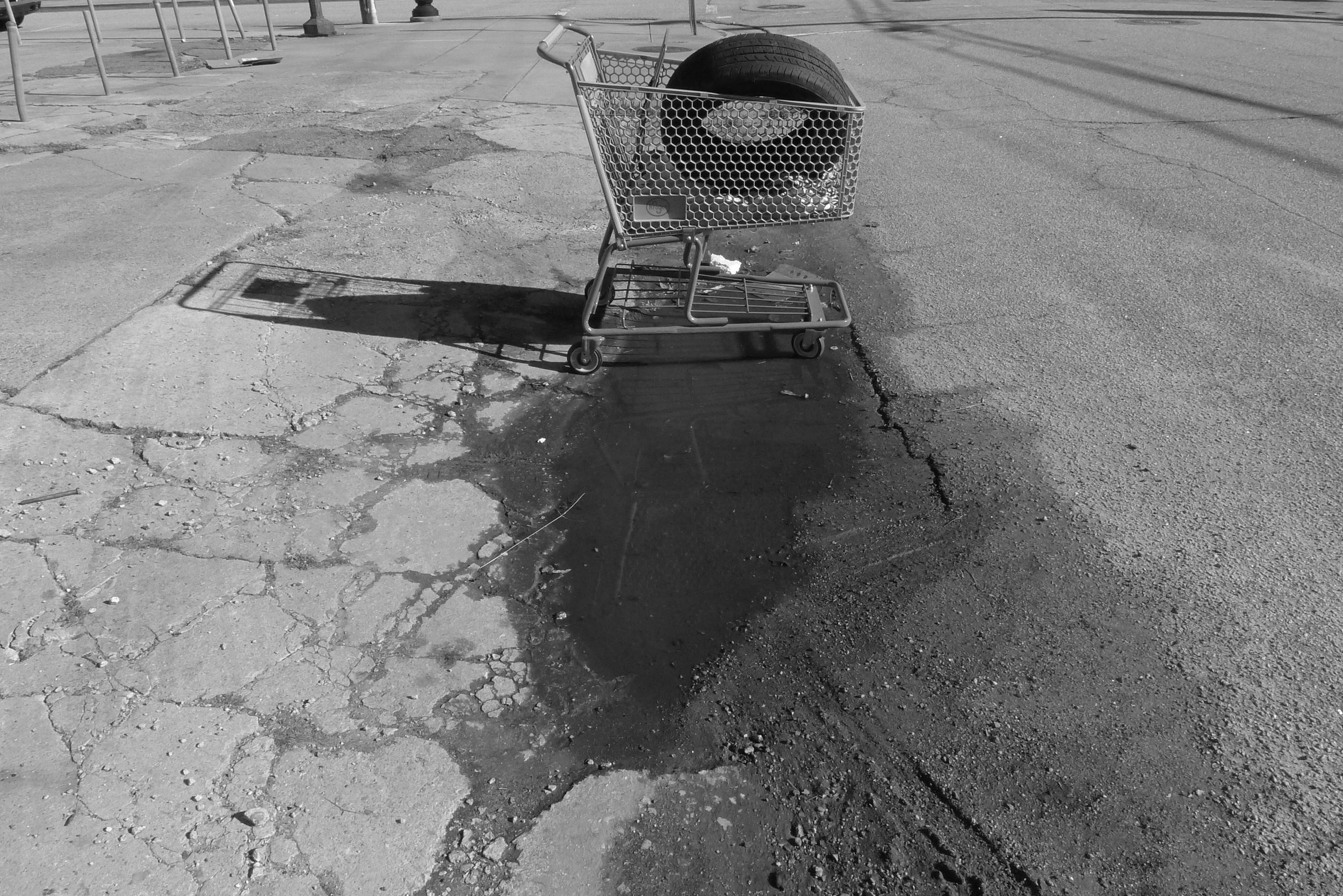 Tire Shopping, Augusta, GA 2015