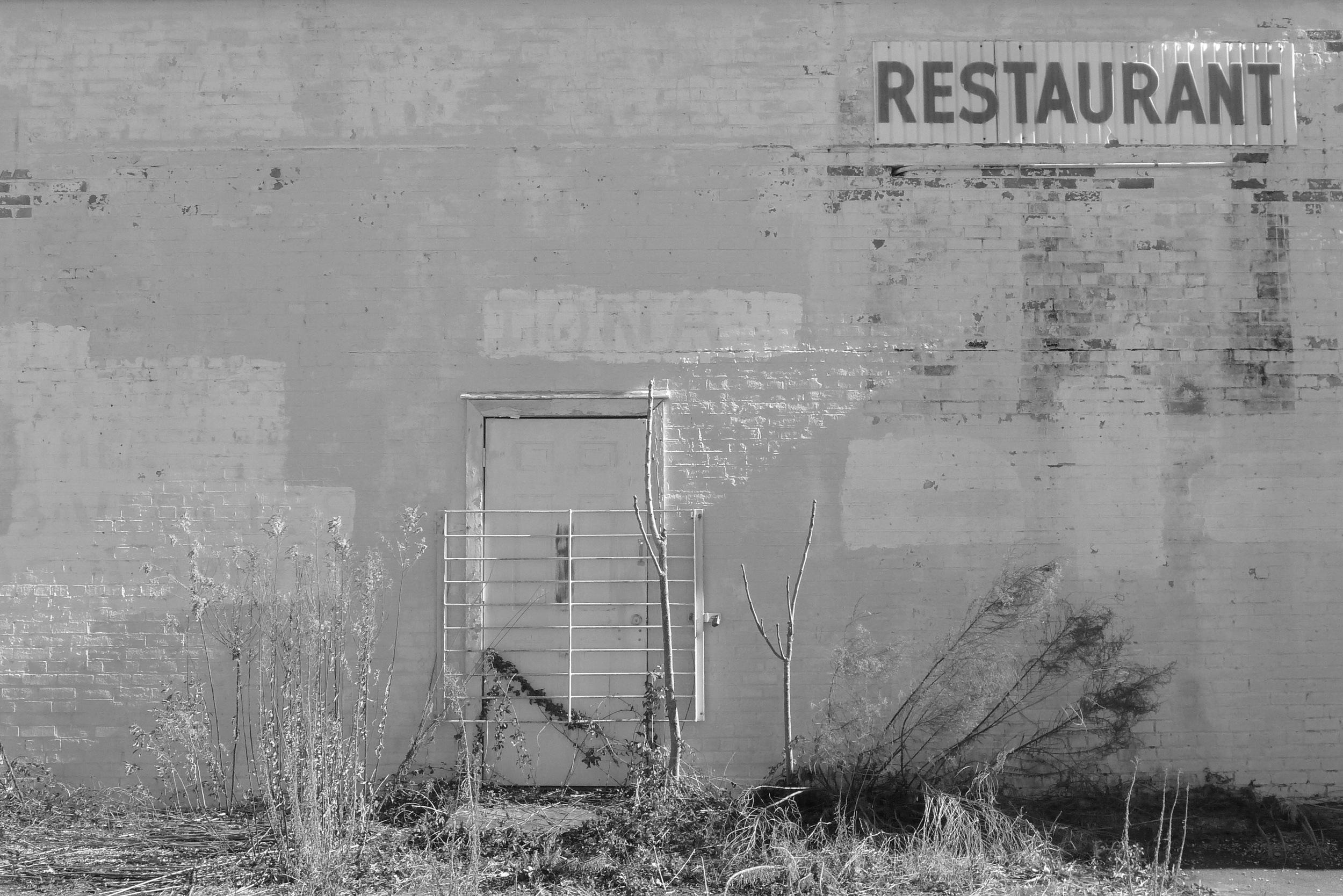Restaurant, Augusta, GA 2015