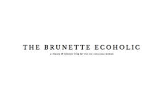 The Brunette Echoholic  My Favorite Green/Eco Beauty Skincare & Make-Up Products  September 2017