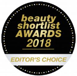 The Beauty Shortlist  2018 Beauty Shortlist Awards  March 2018
