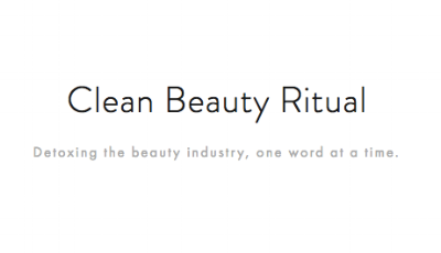 Clean Beauty Ritual  Review: Back To Basics' Rosehip Radiance Oil  November 2017