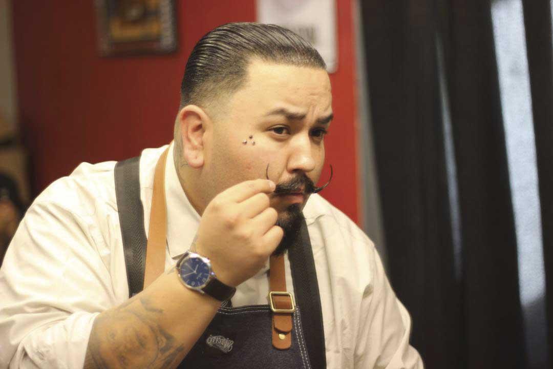 Chops the Barber