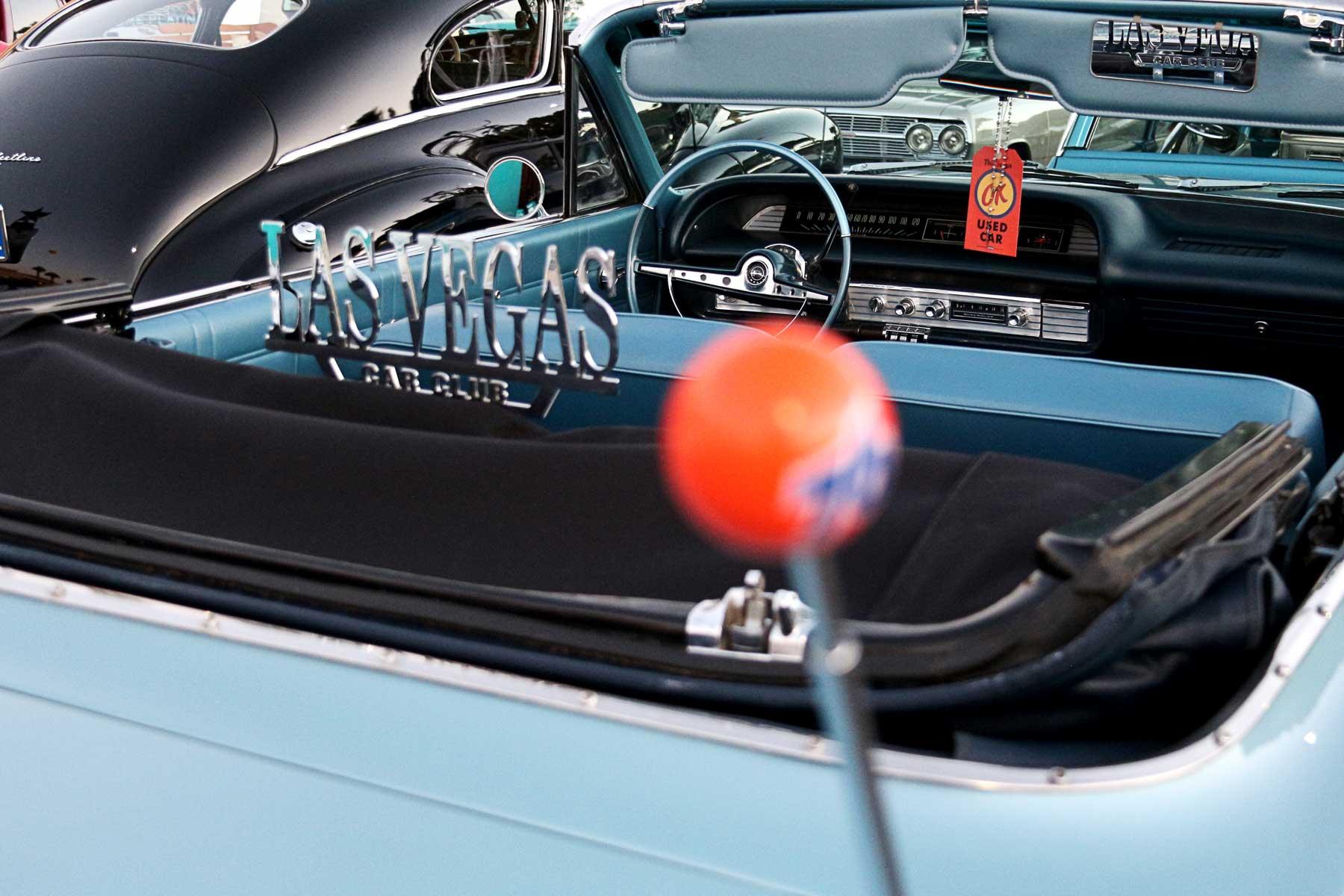 Las Vegas Car Club - 1963 Ragtop Impala