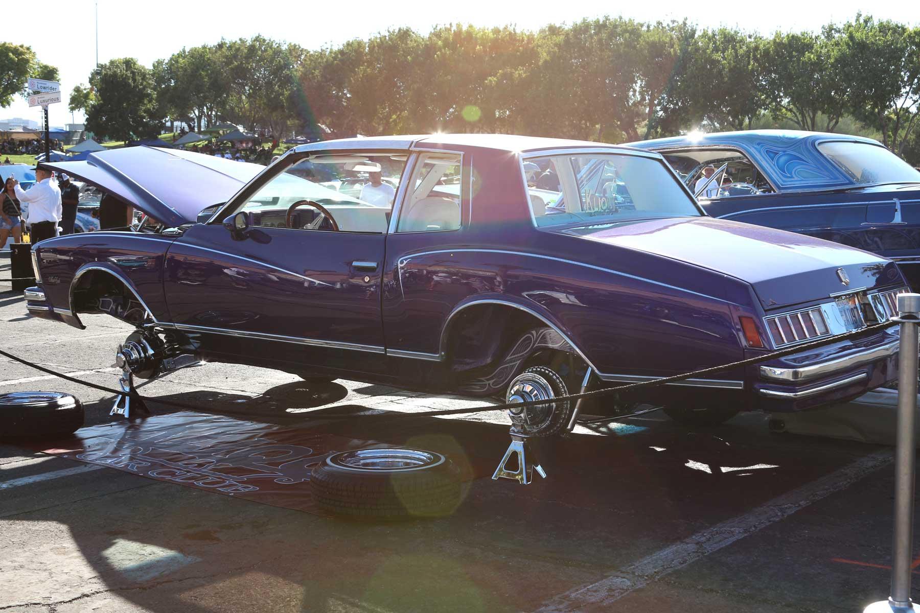 Grampz from Klique Car Club - Las Vegas