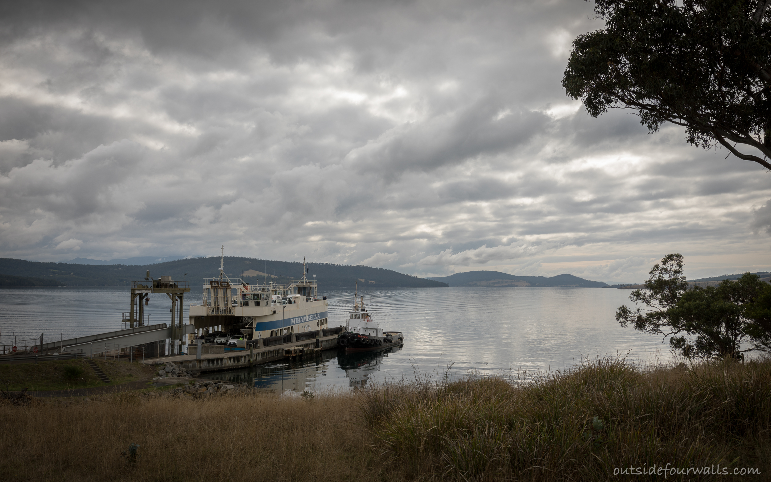 Bruny Island Car Ferry