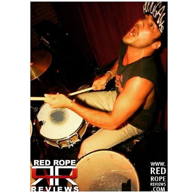 when drumming was life  @bobbyrockmusic