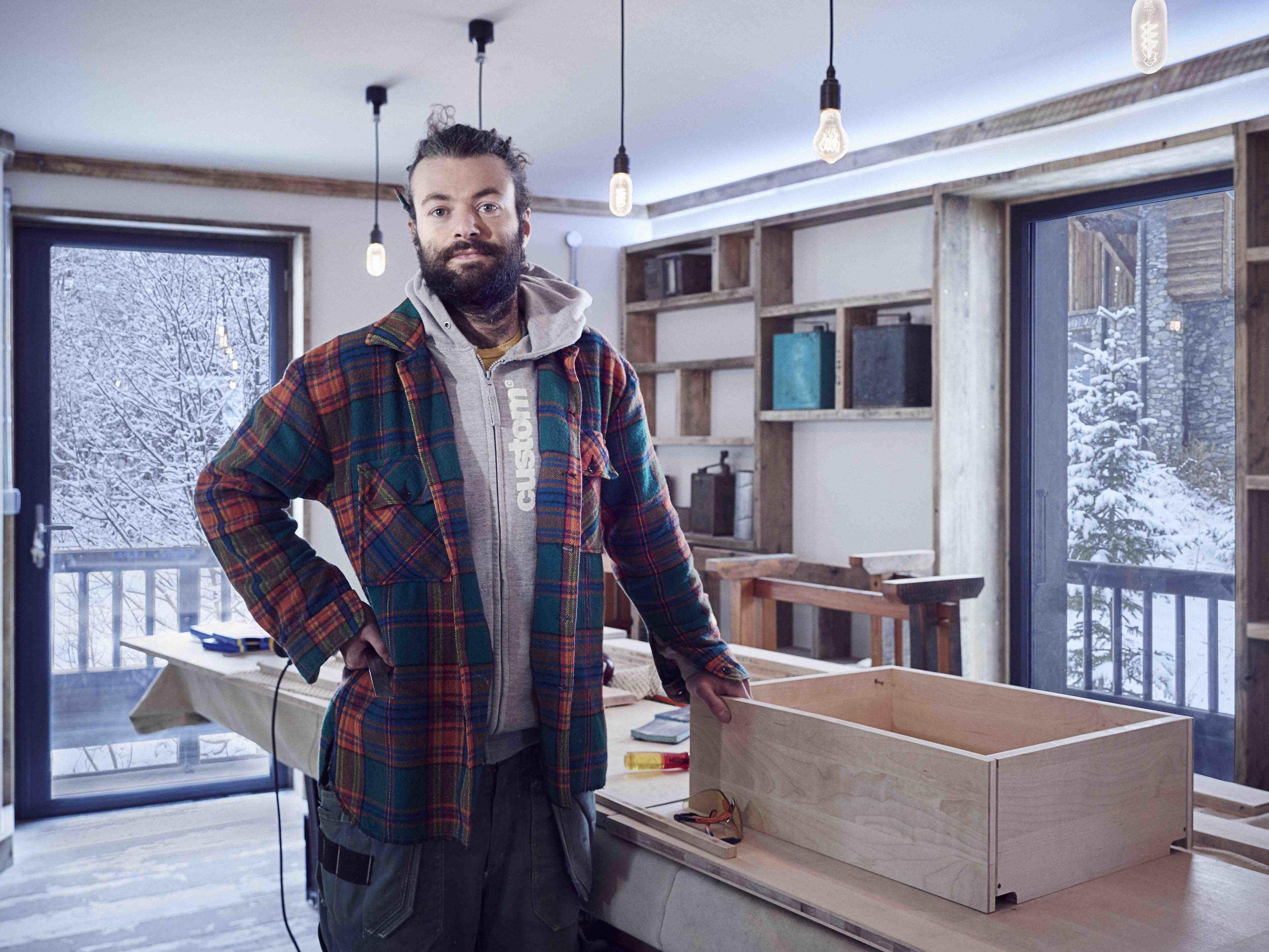 Tom Provost | Carpenter