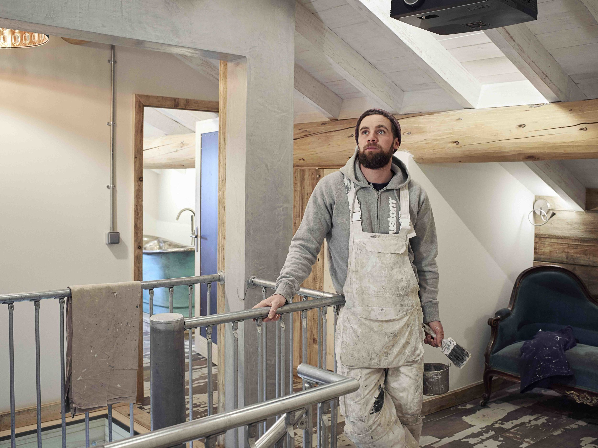 Johnny Orwin | Painter