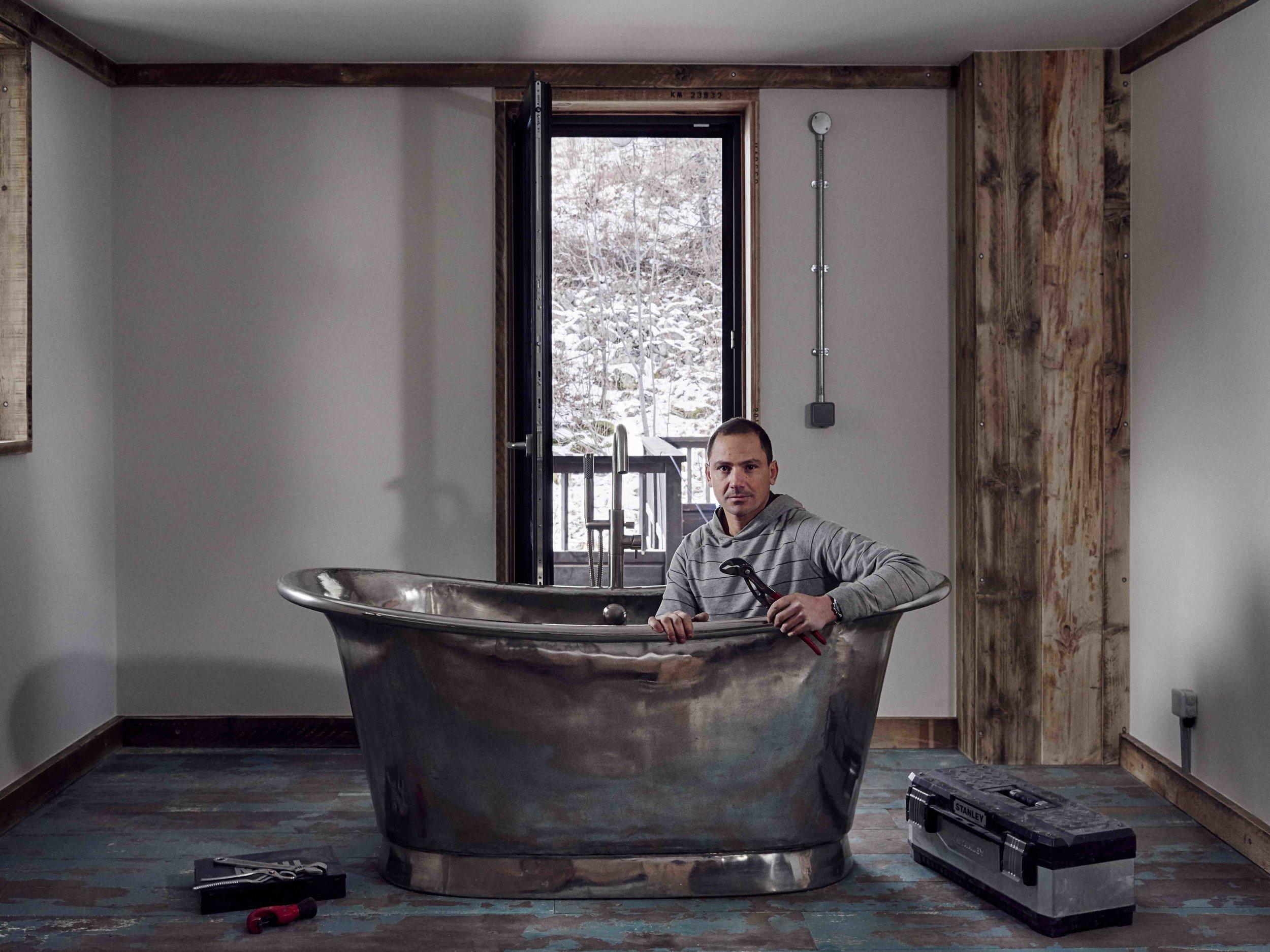 Seb   plumber