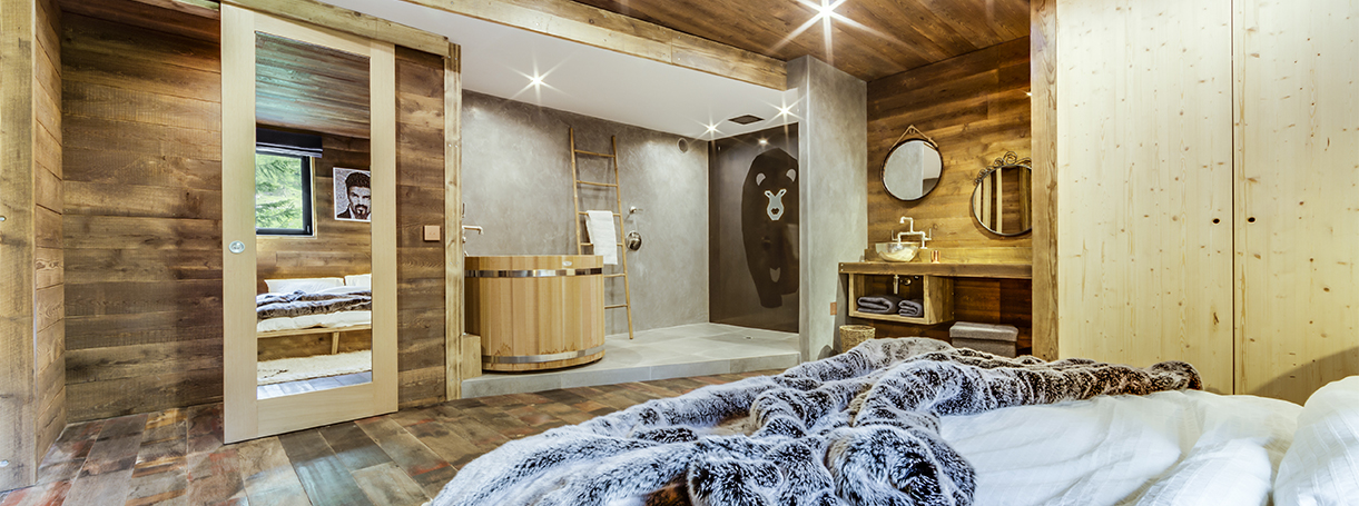 The Cabin. Val d'Isere. -