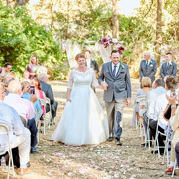 ©2017KrystalCraven - wedding-recessional-bride-and-groom